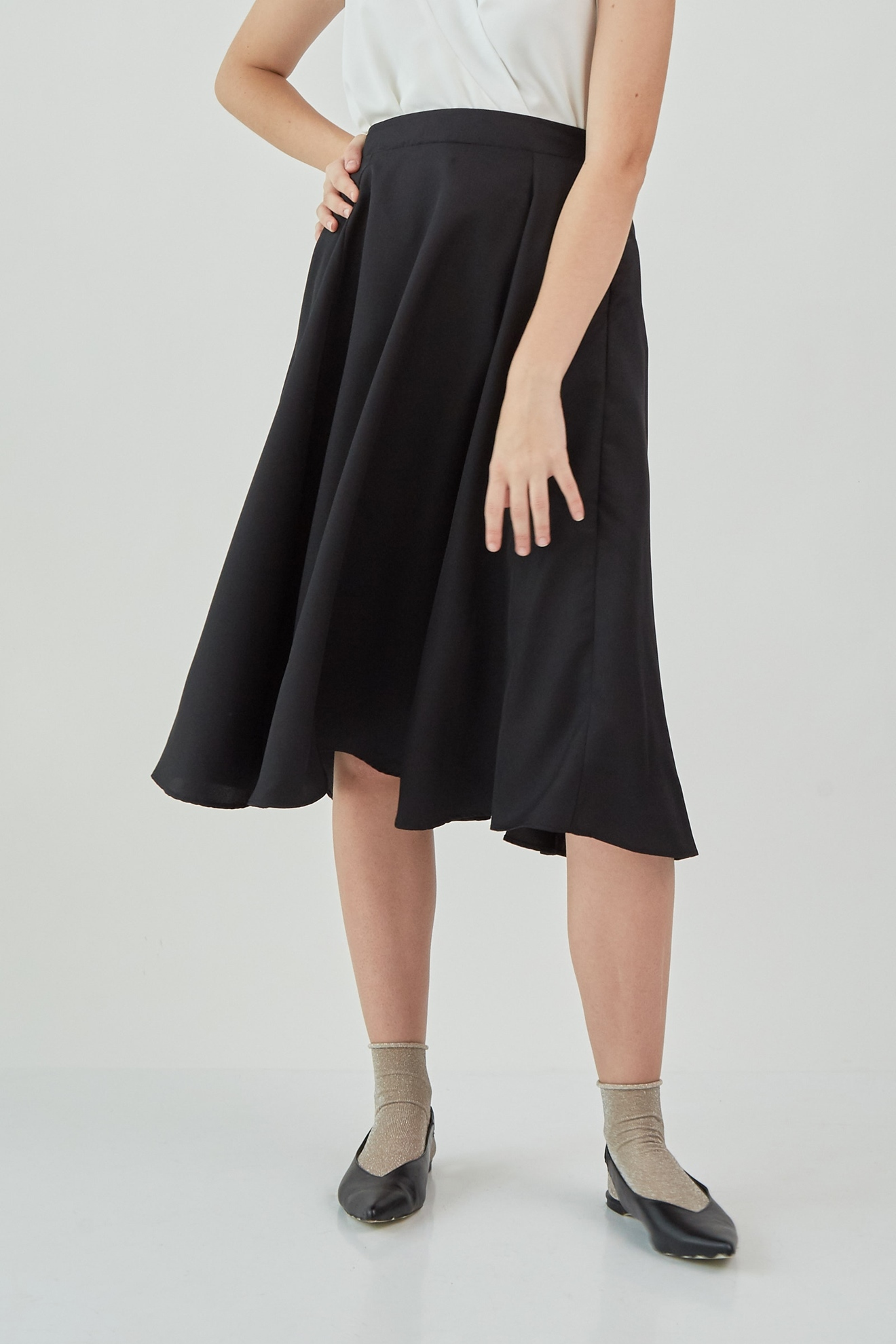 Picture of Zayn Skirt Black