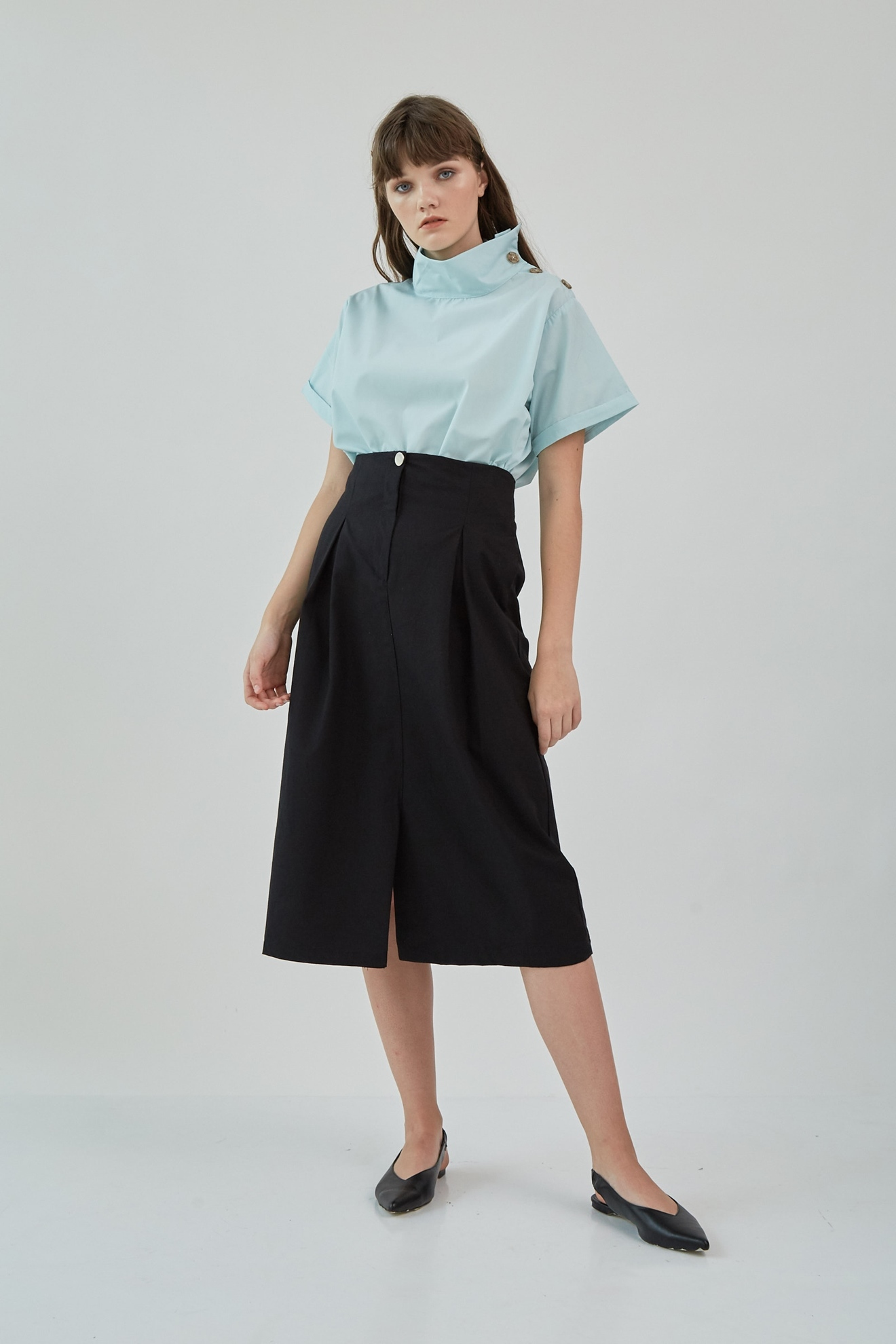 Picture of Lisandra Skirt Black