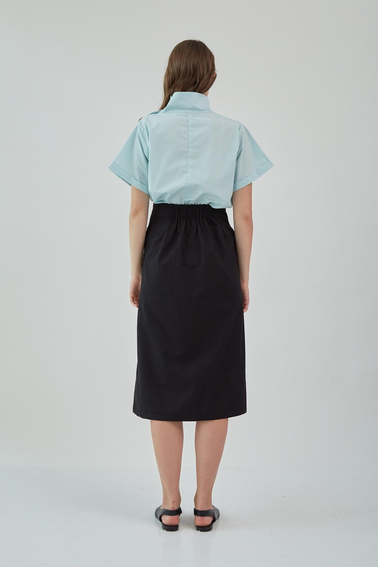 Picture of Lisandra Skirt Black
