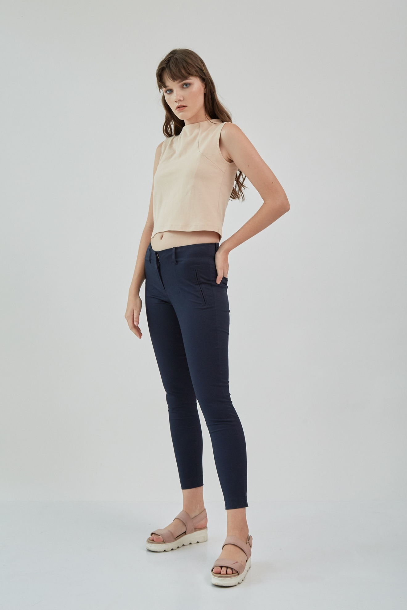 Picture of Iris Pants Navy