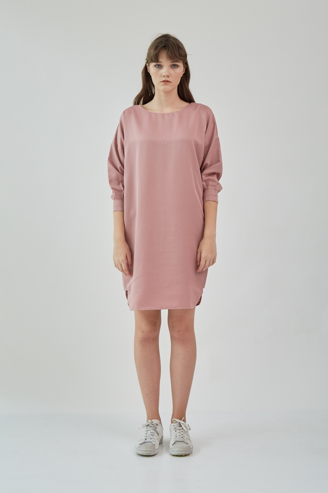 Picture of Tishi Dress MauvePink