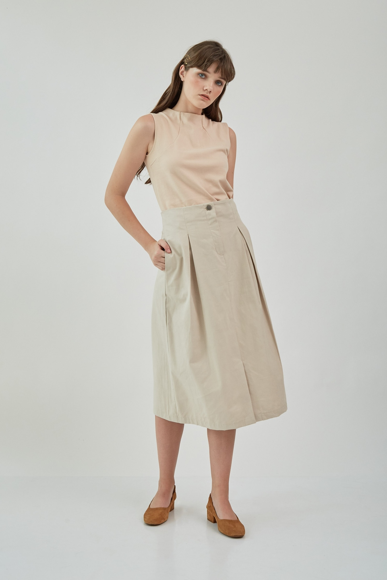 Picture of Lisandra Skirt Sand