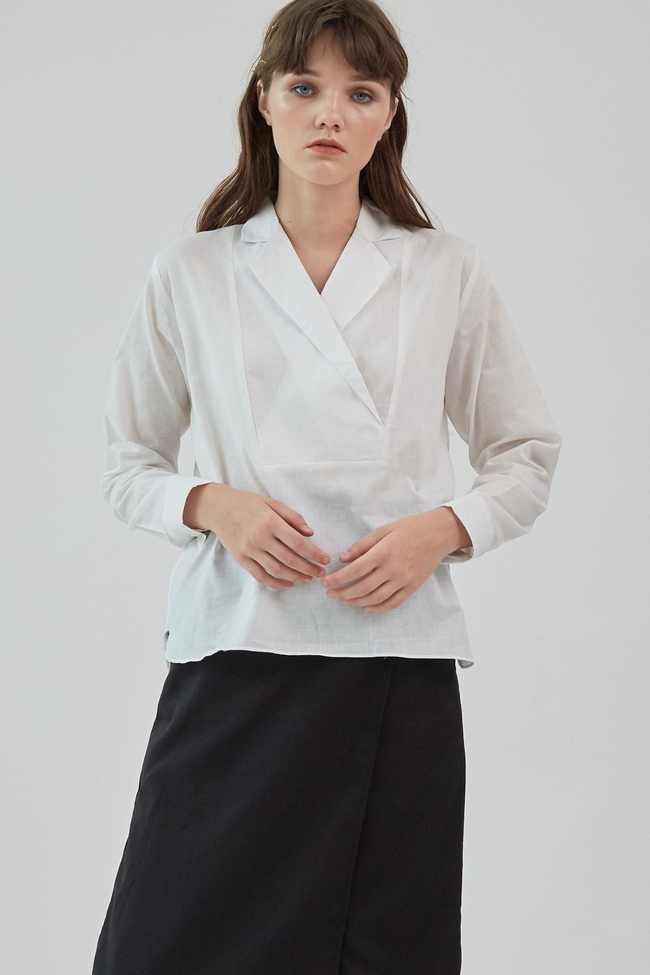 Picture of Valeska Blouse Ivory