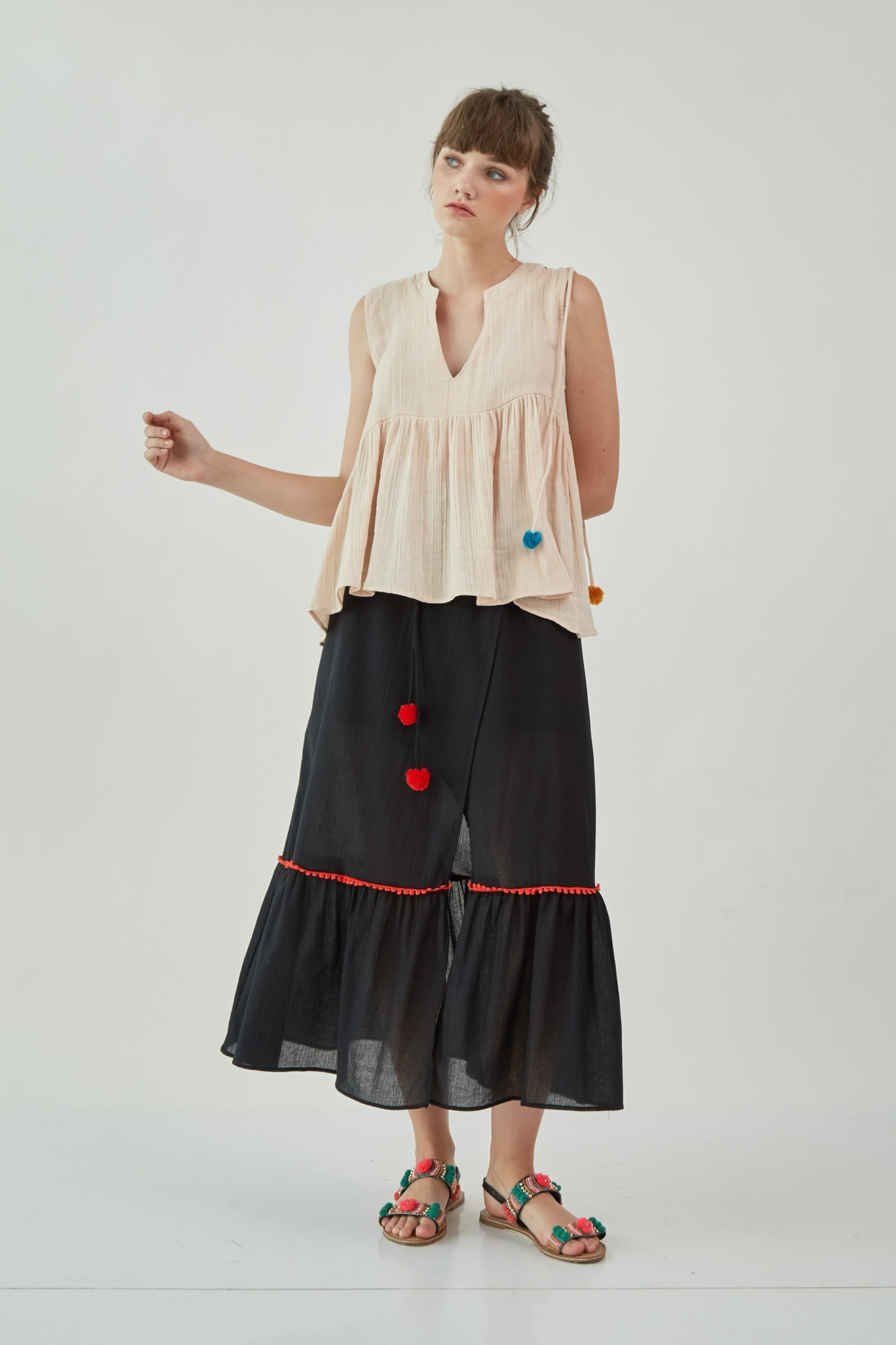 Picture of Rosalie Skirt Black