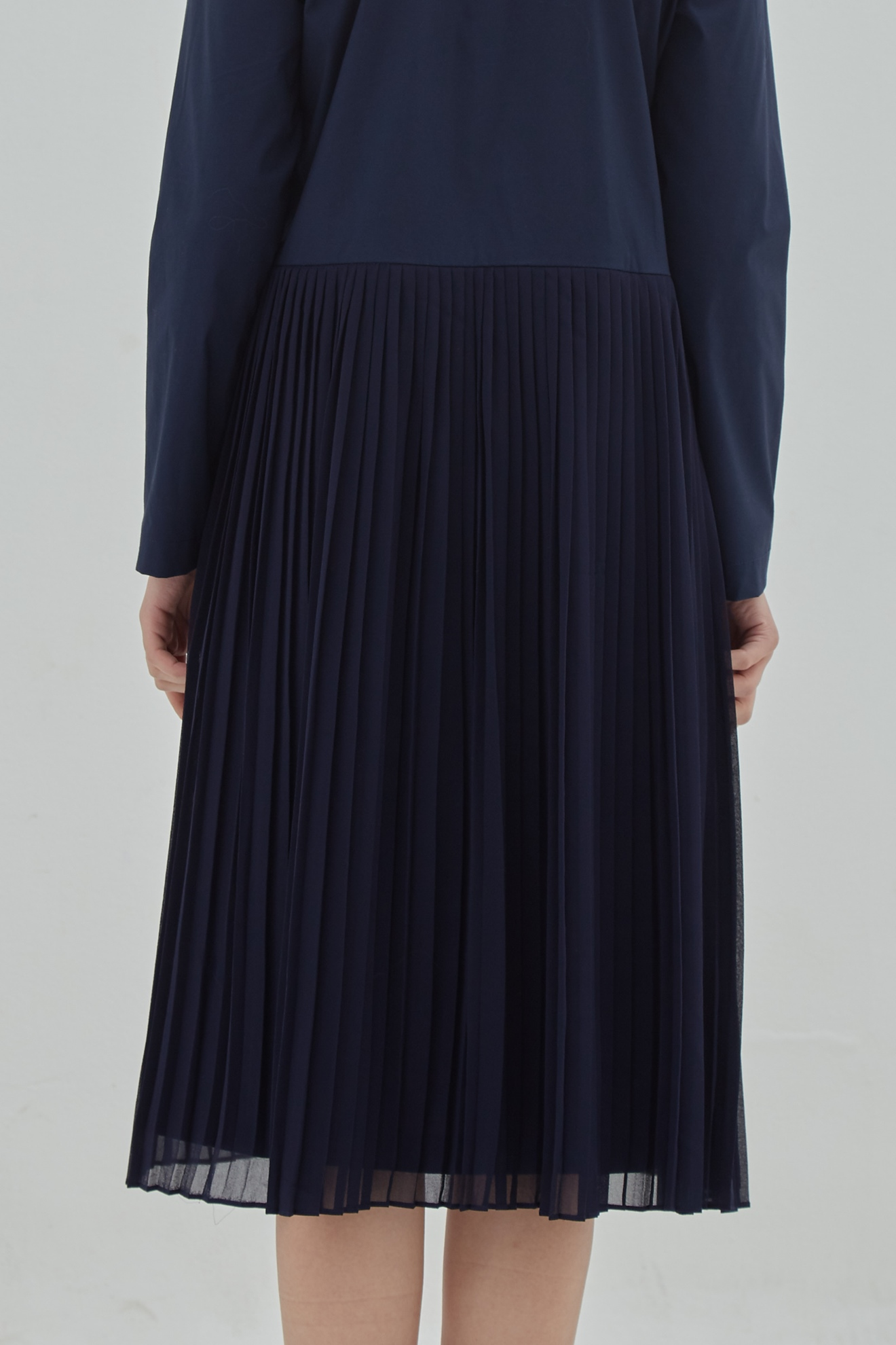 Picture of Loretta Dress Navy