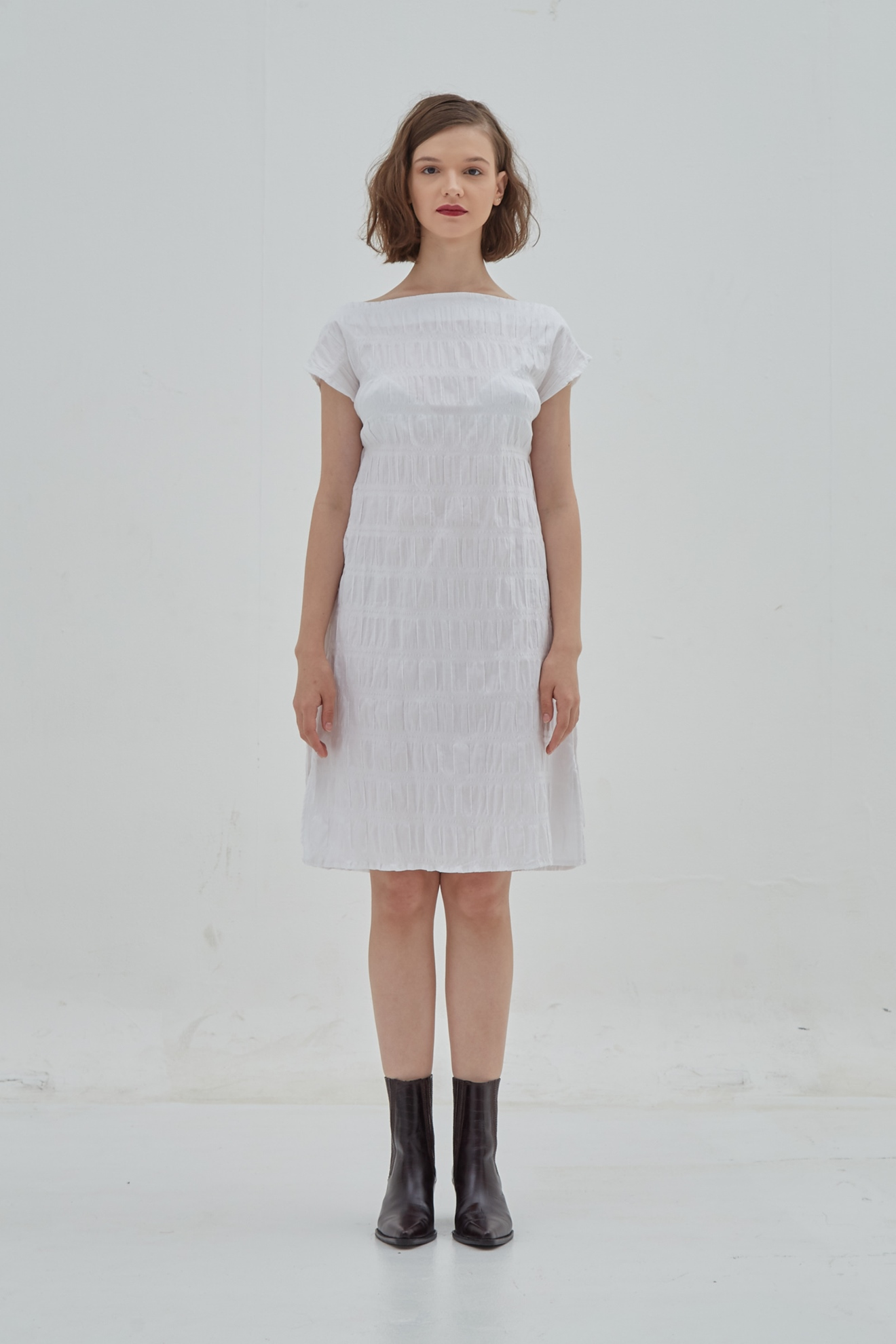 Picture of Navva Dress Ivory