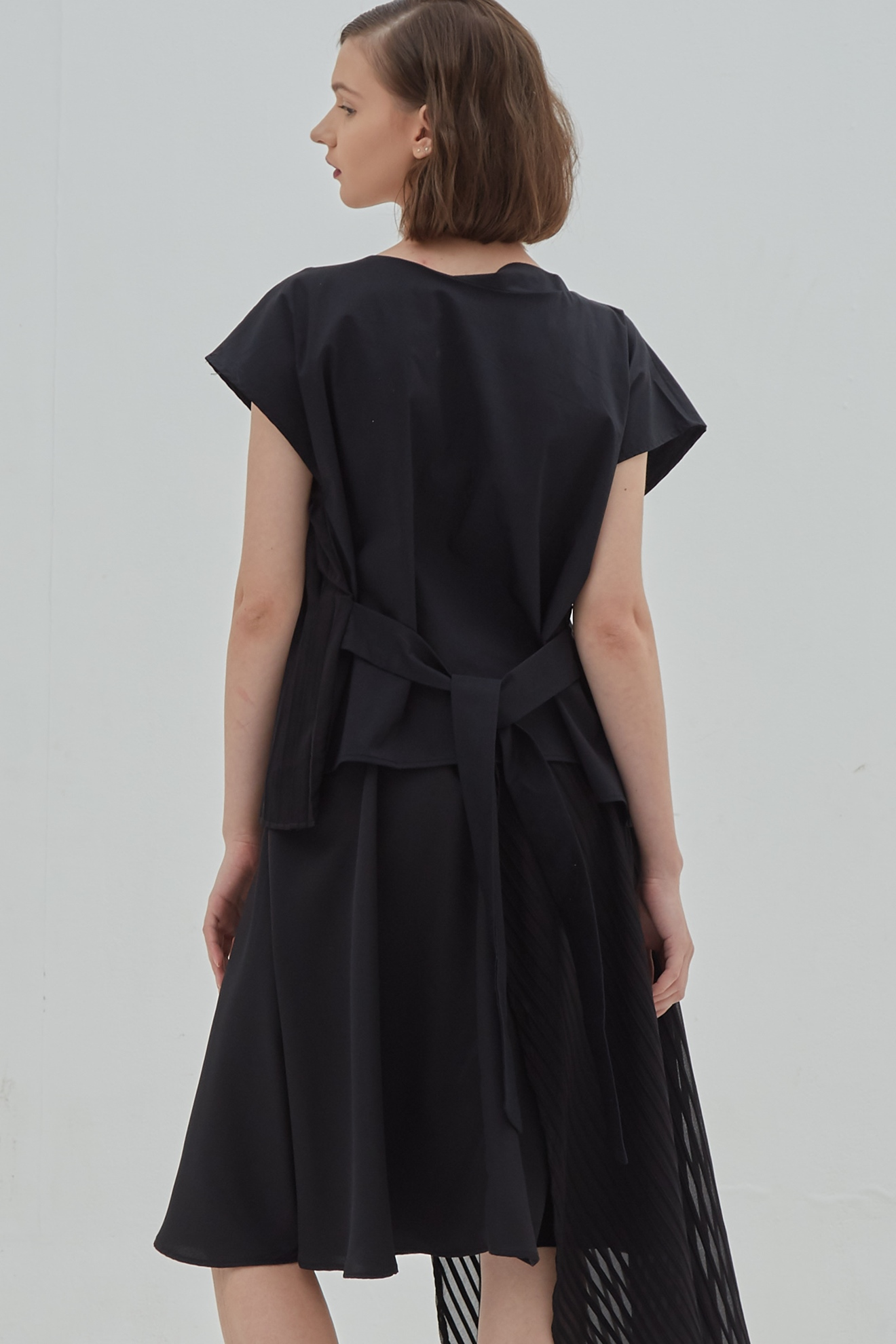 Picture of Prischy Blouse Black
