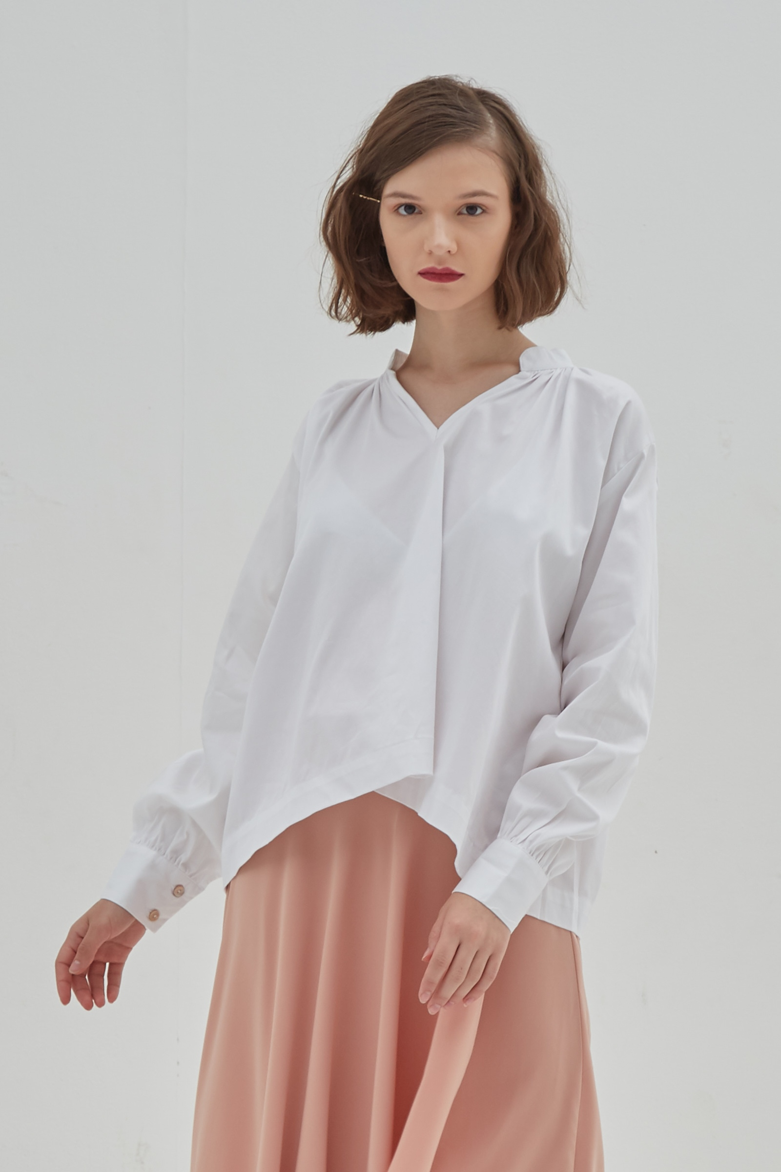 Picture of Mitchell Blouse Ivory
