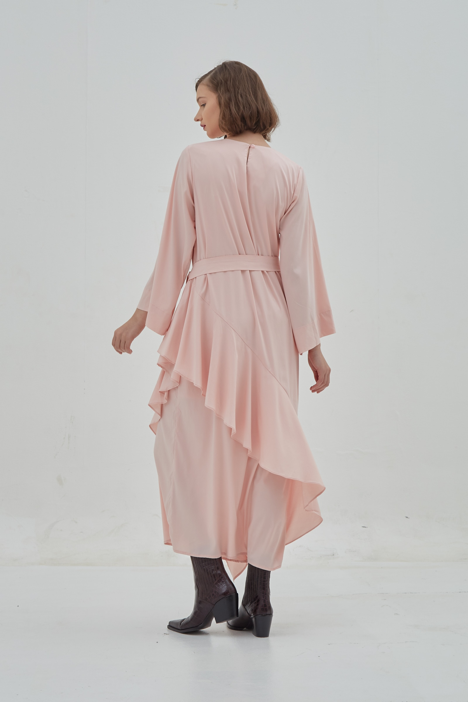 Picture of Malone MaxiDress PinkChampagne
