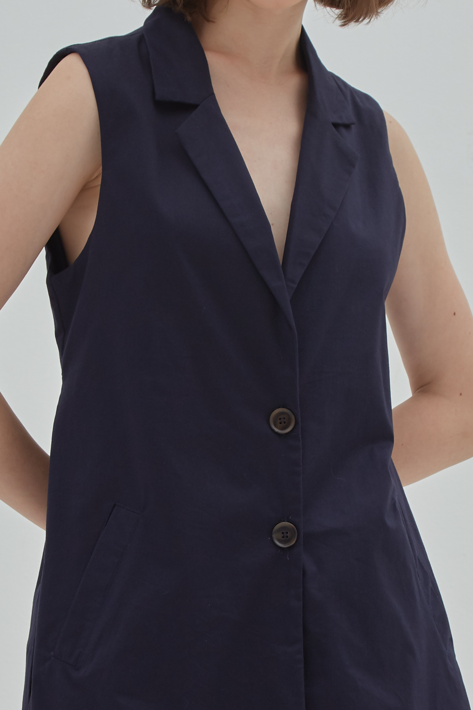 Picture of Radite Vest Blueblack