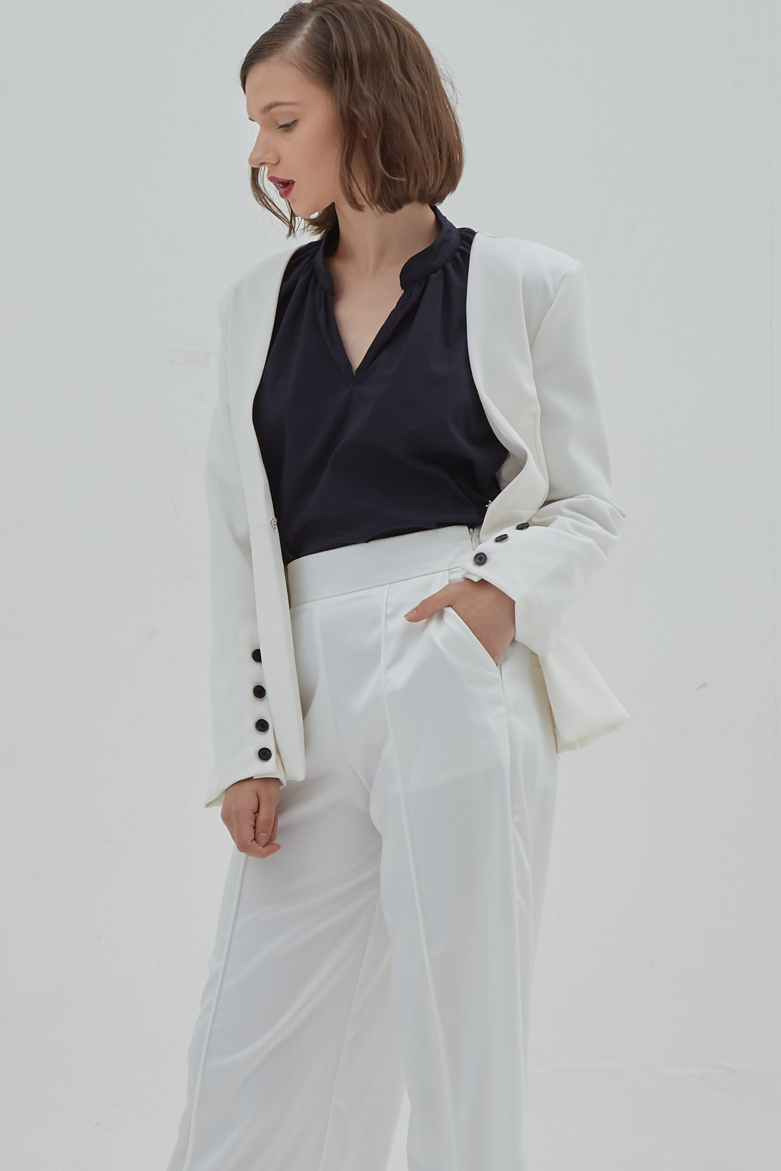 Picture of Sagita Blazer Ivory
