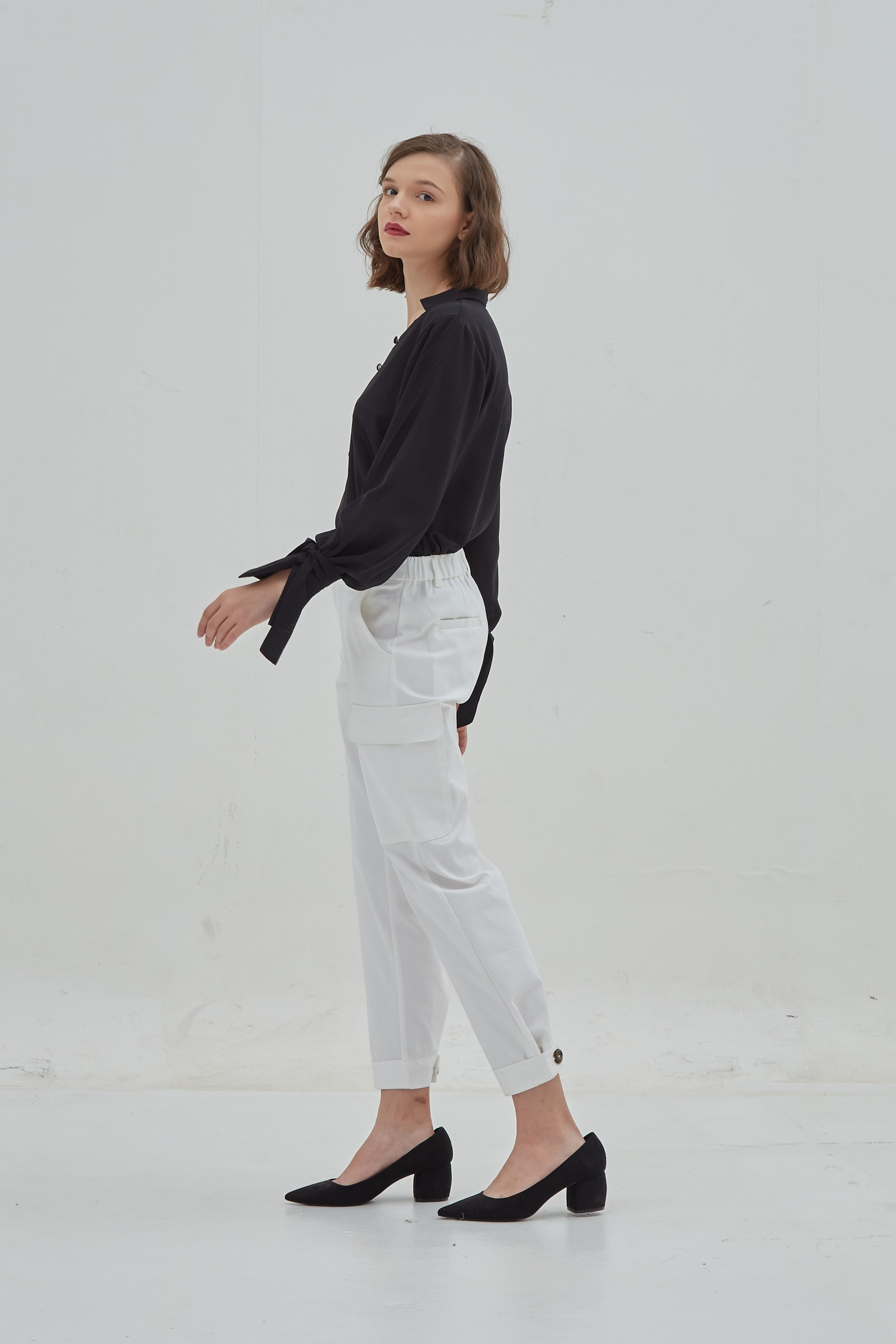 Picture of Hadwin CargoPants Ivory