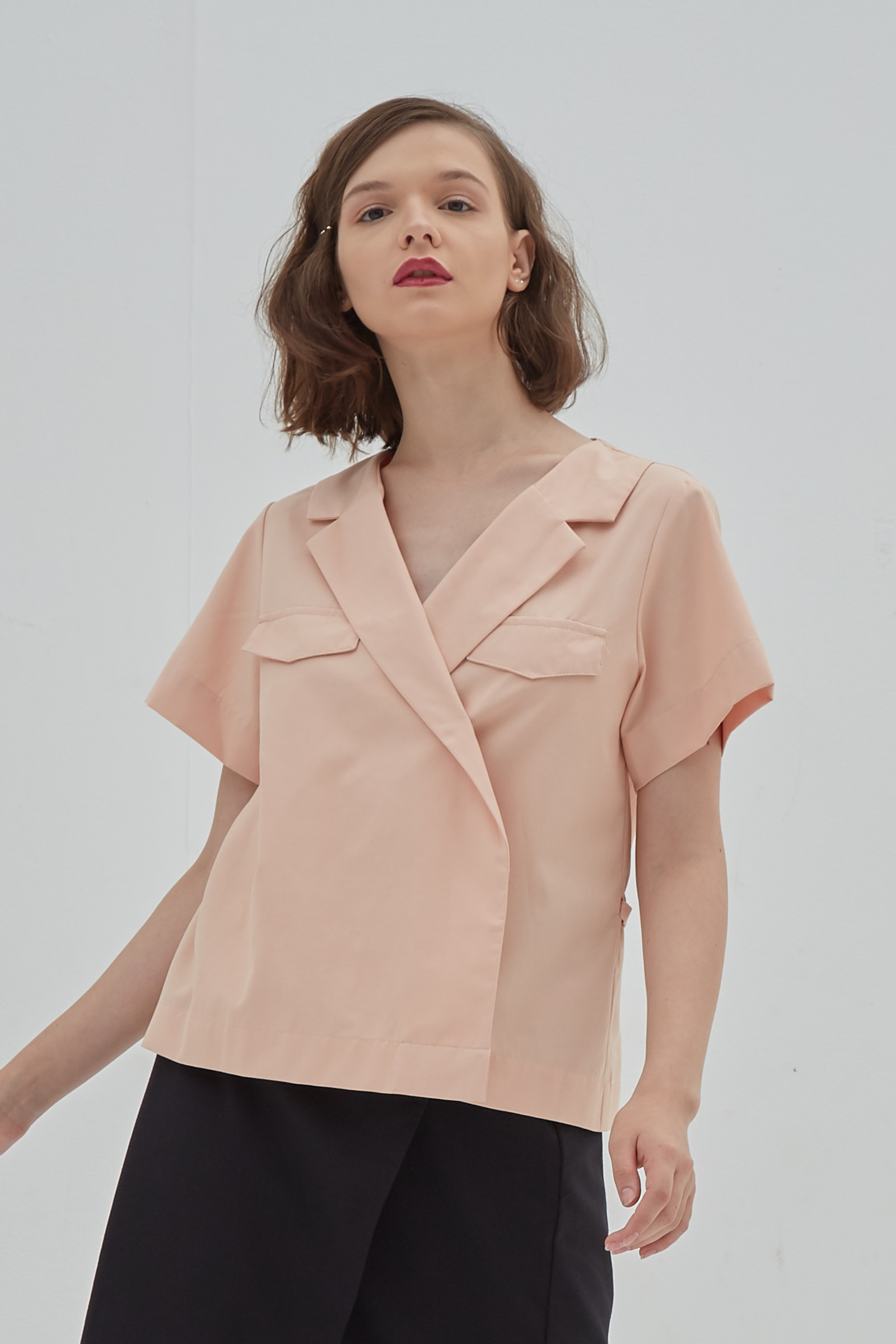 Picture of Visery Blouse TropicalPeach