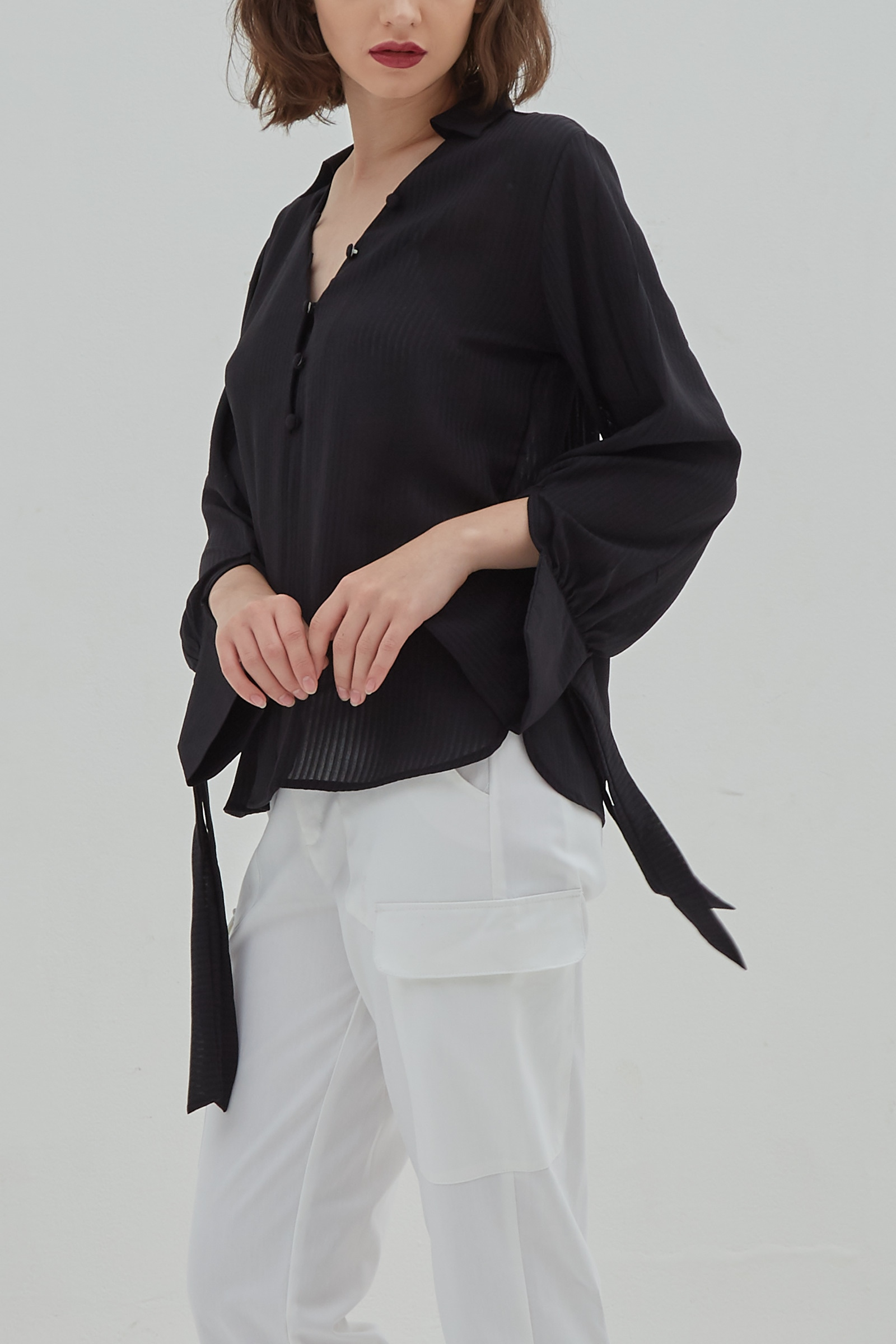 Picture of Gladys Blouse Black
