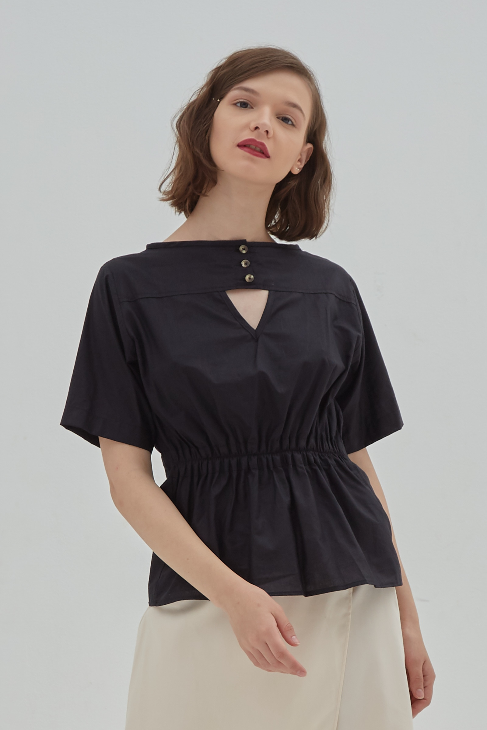 Picture of Ivone Blouse Black