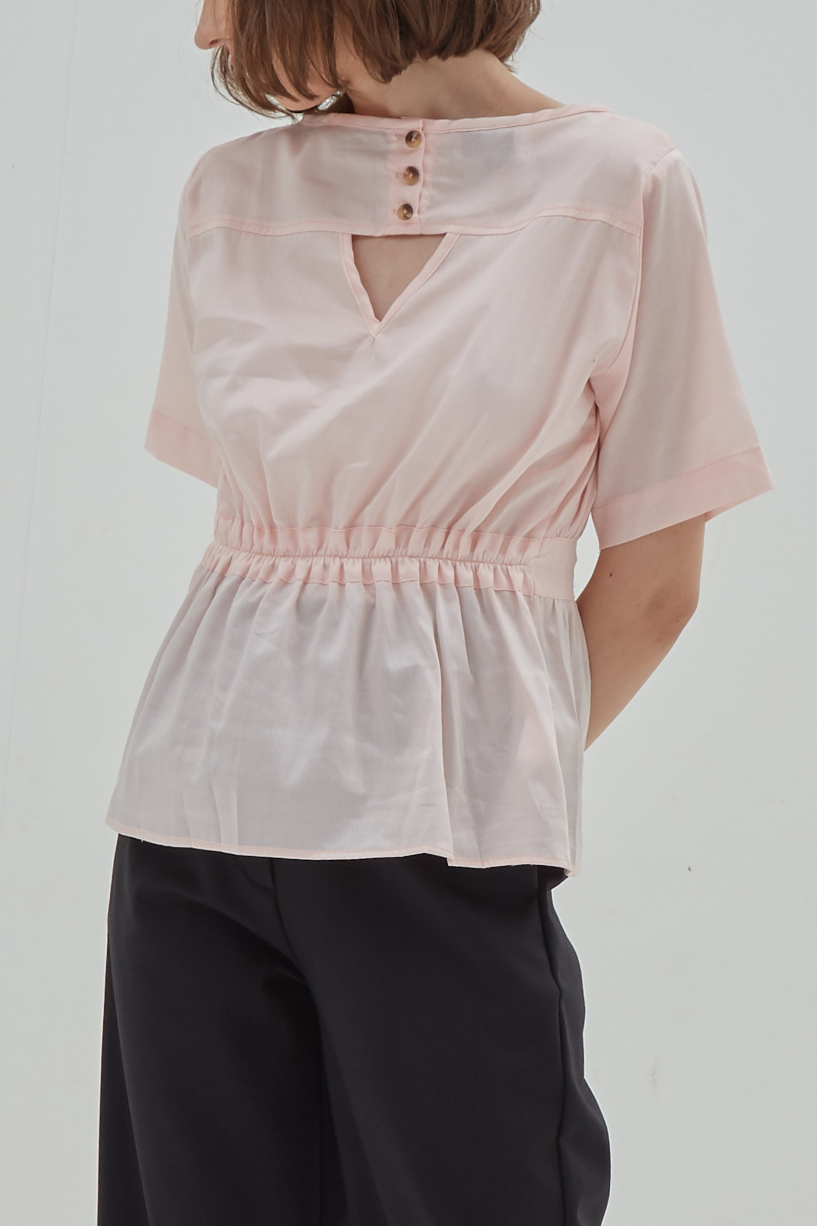 Picture of Ivone Blouse Rose Champagne