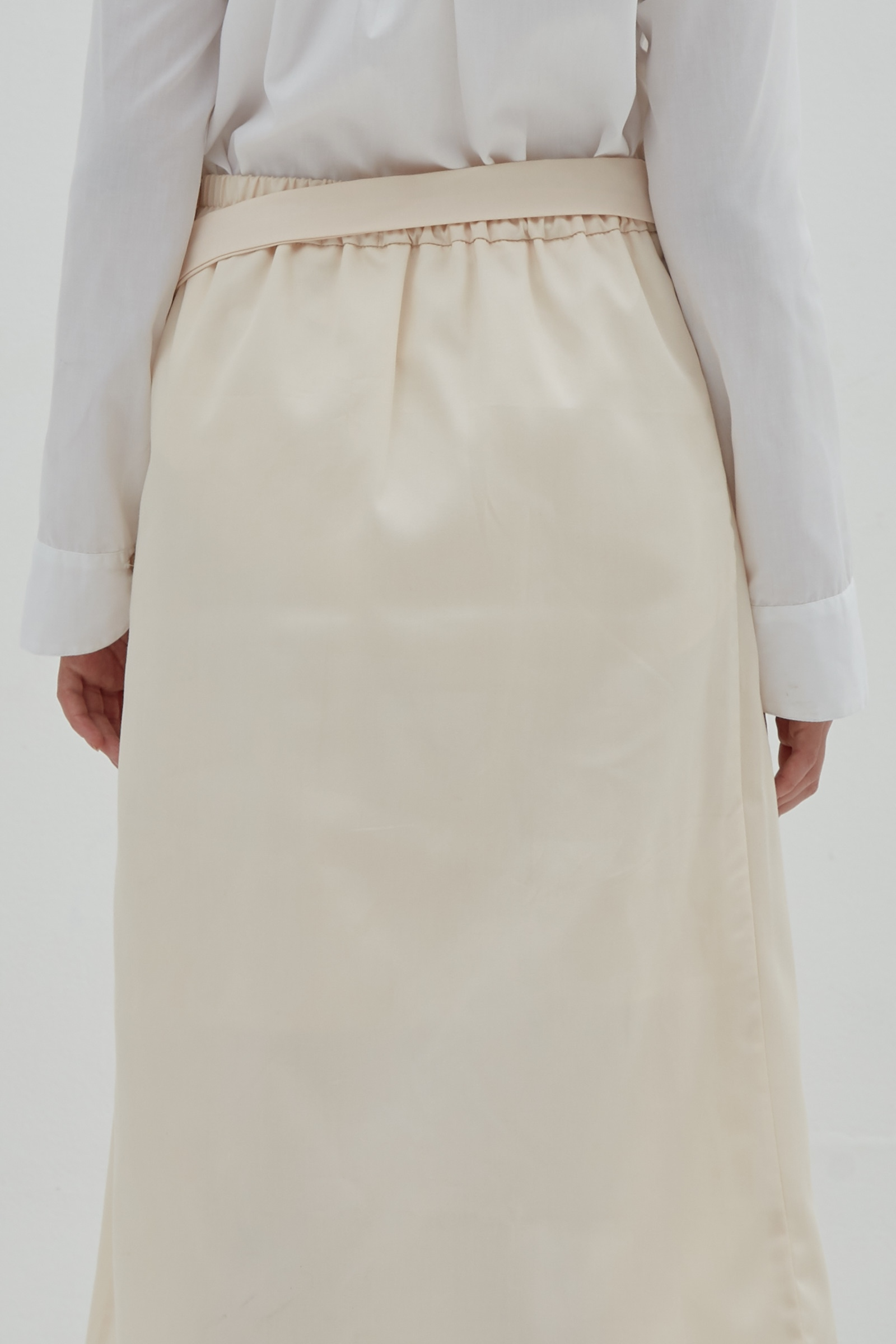 Picture of Dindra Skirt CreamyCream