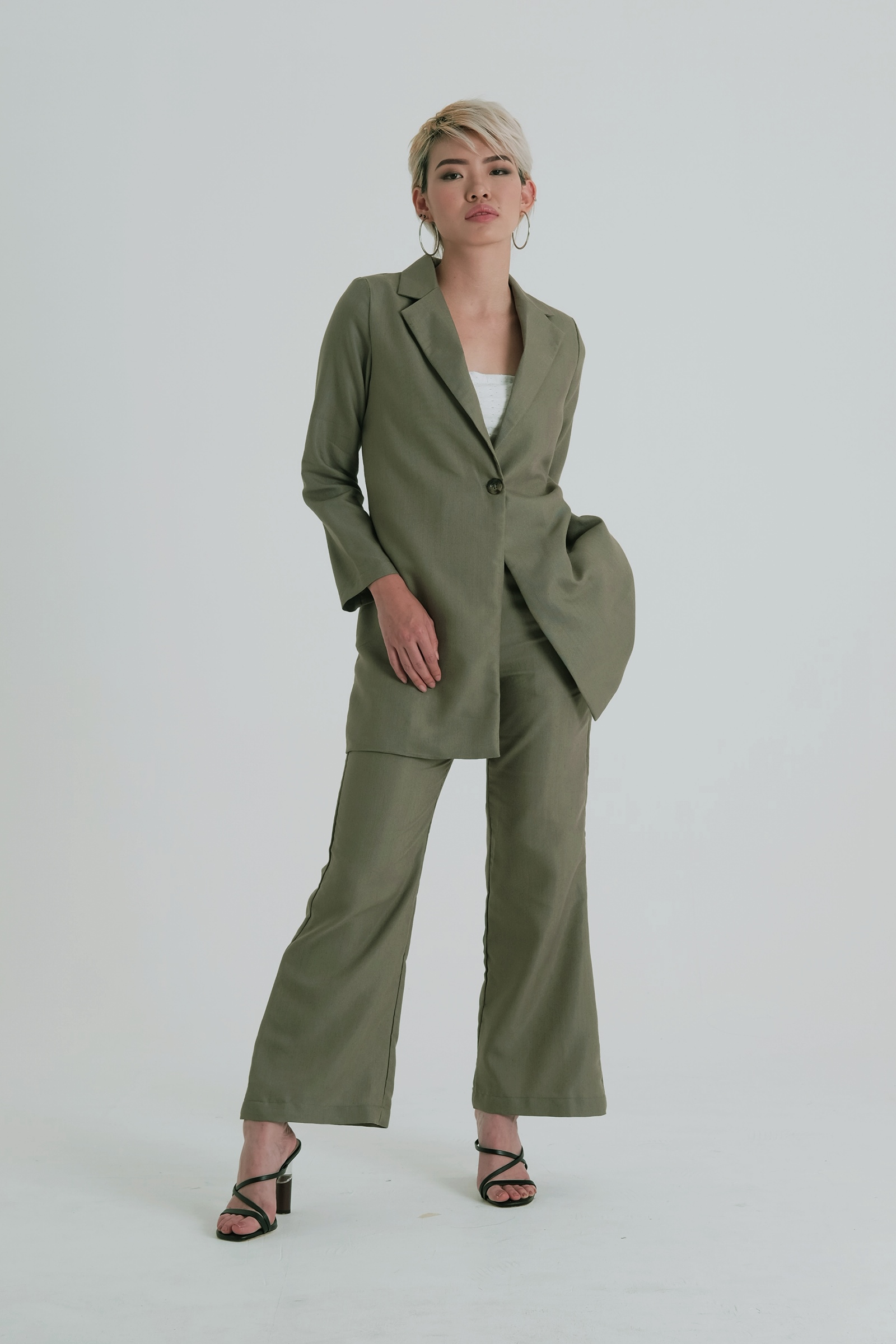 Picture of Payne Blazer Sage Green