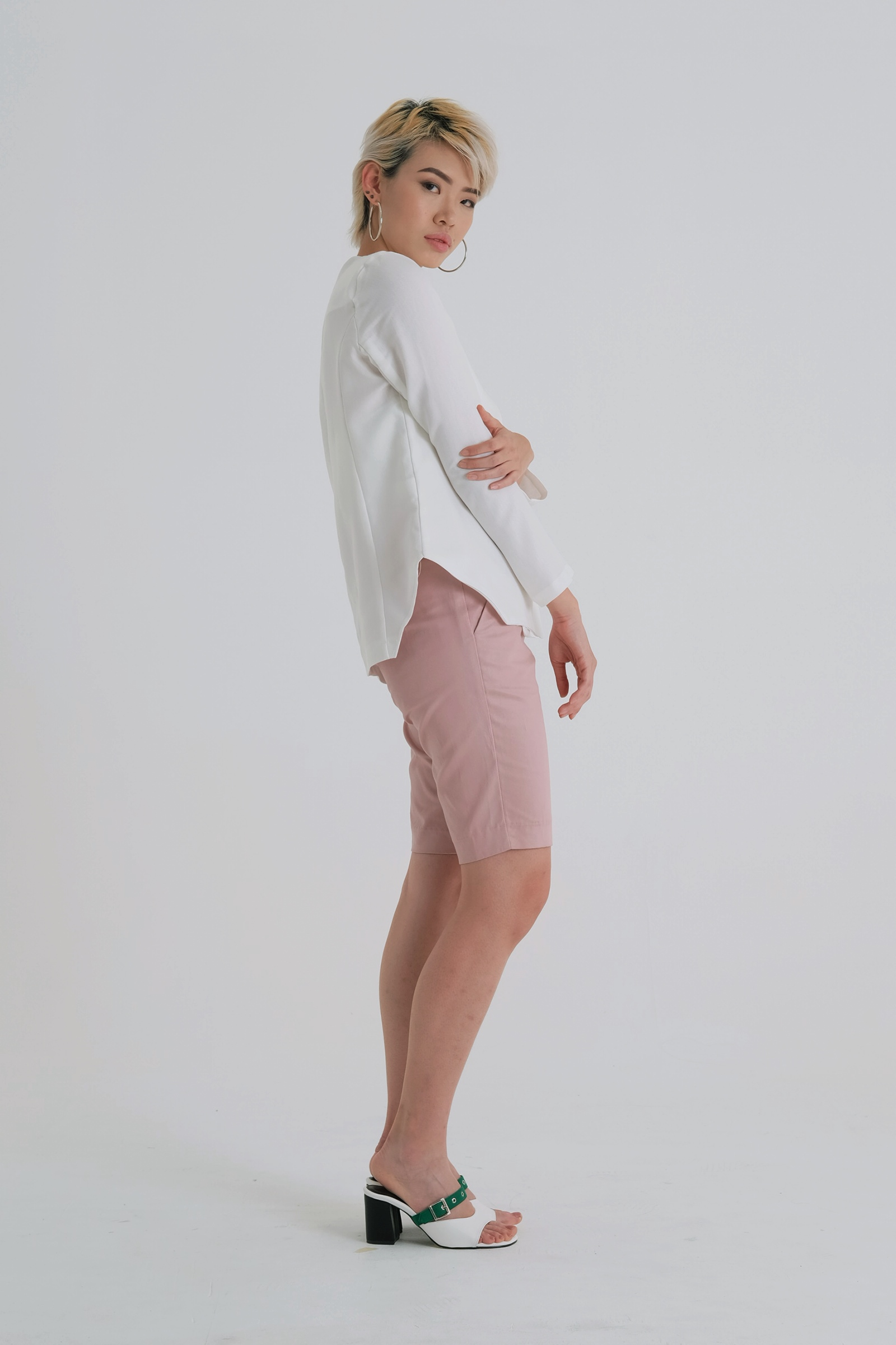 Picture of Calendula Blazer Ivory