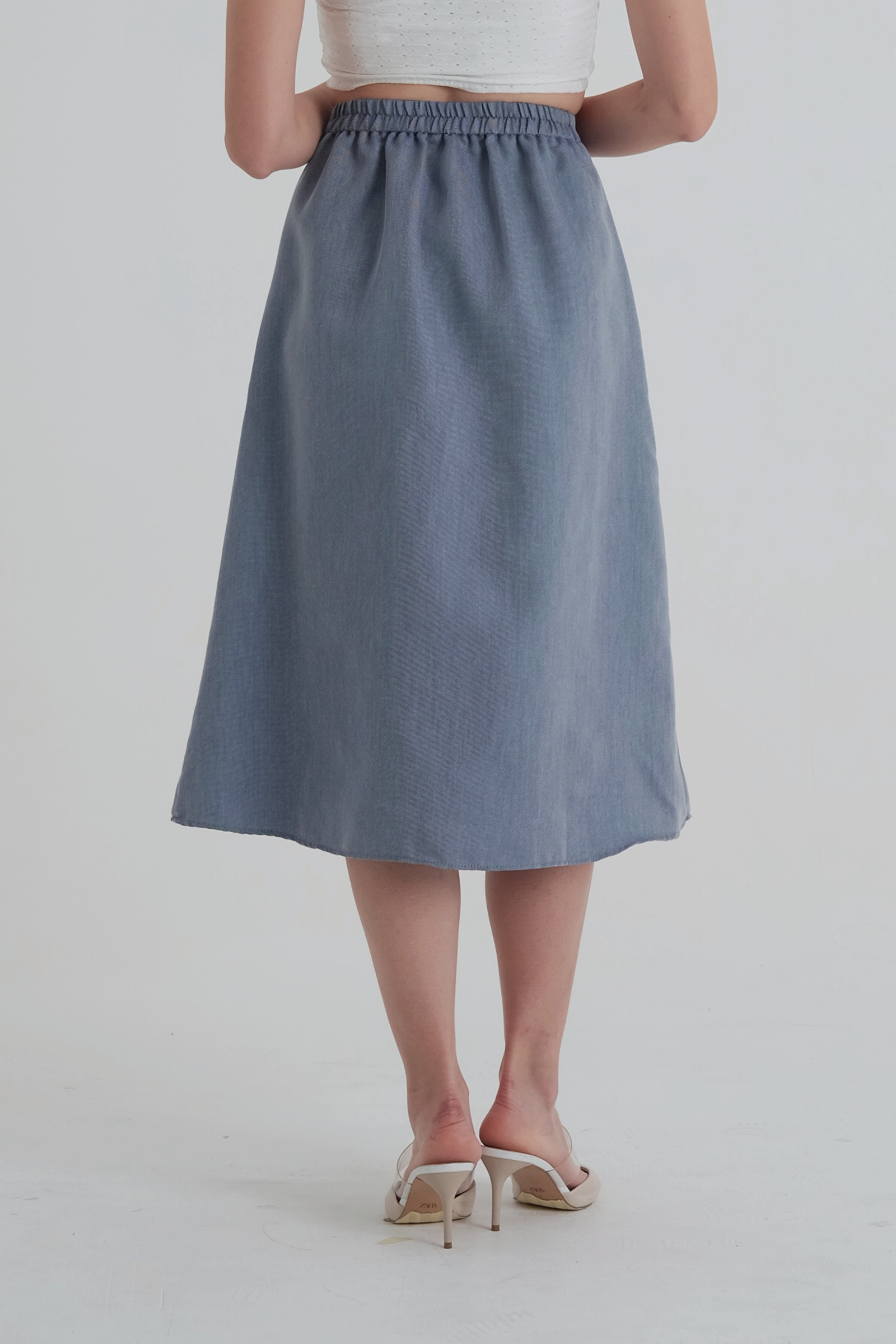 Picture of Lysa Skirt JeansPattern
