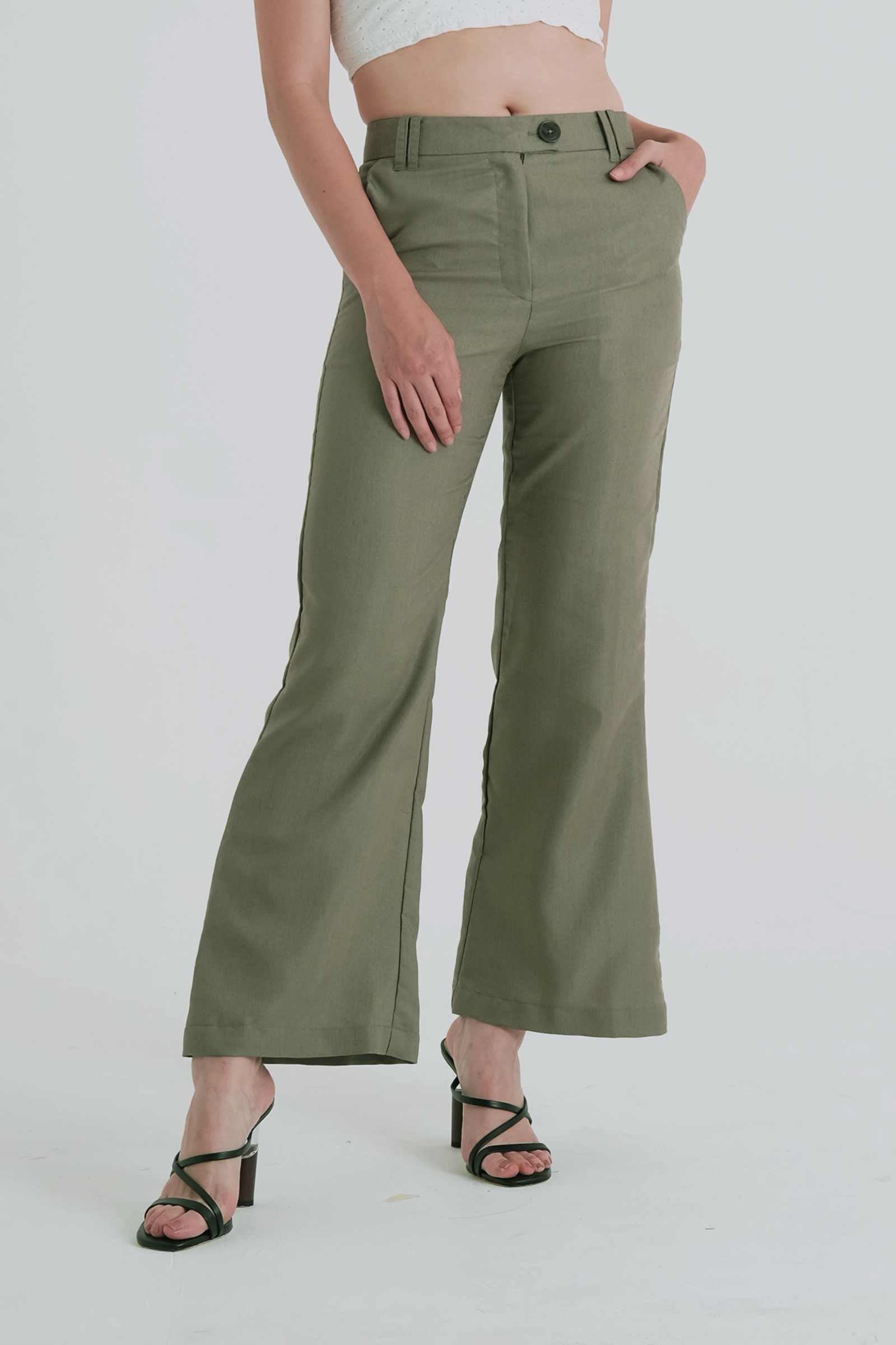 Picture of Myrcella Pants SageGreen