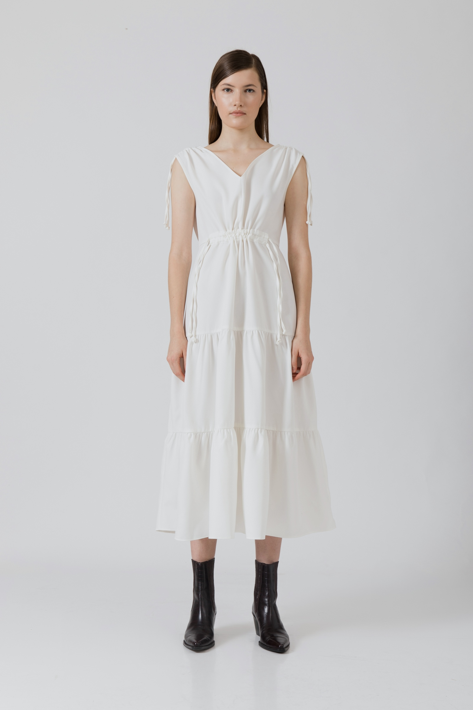 Picture of Aphrodita MaxiDress Ivory