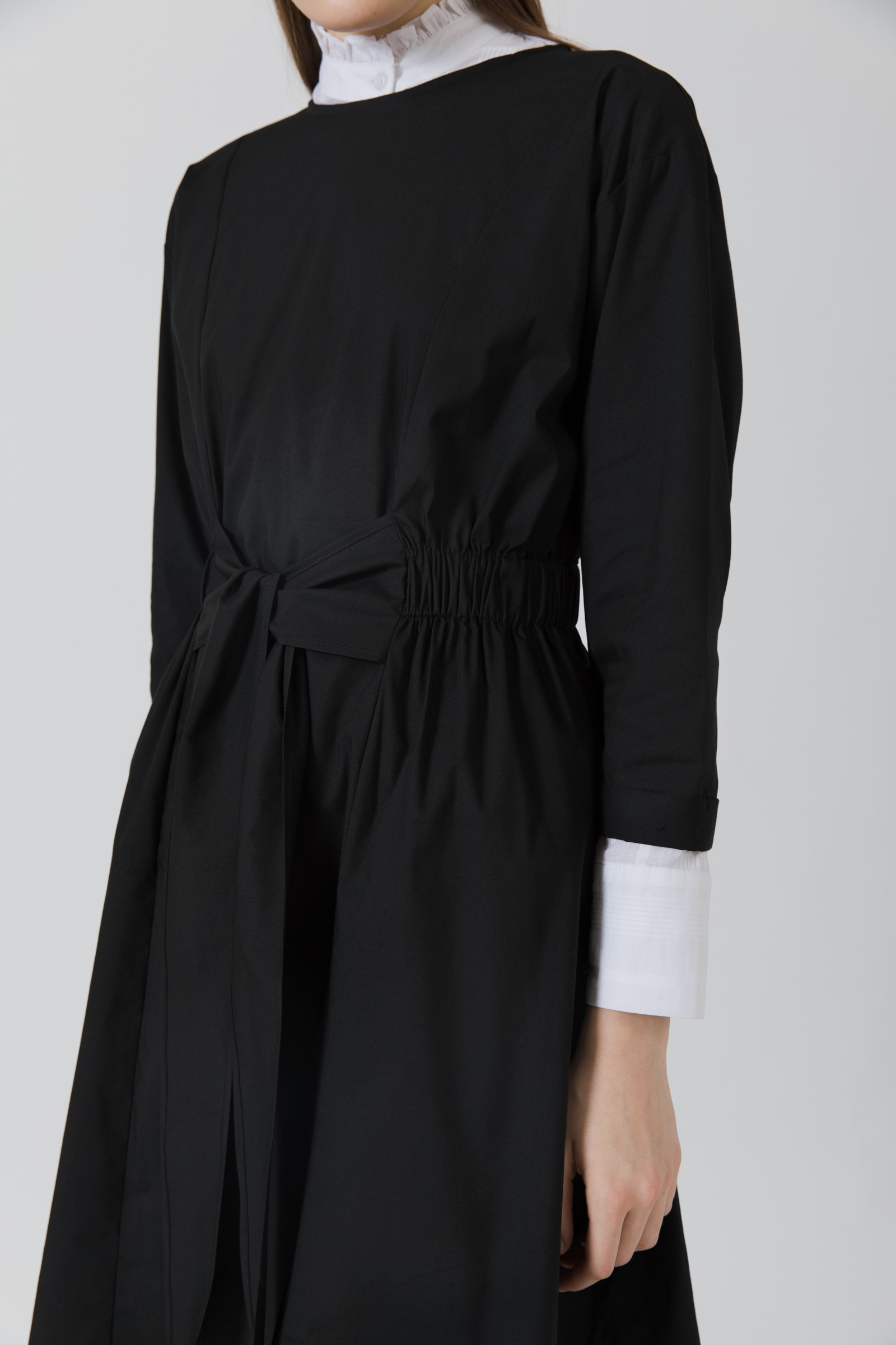 Picture of Resorta Dress Black