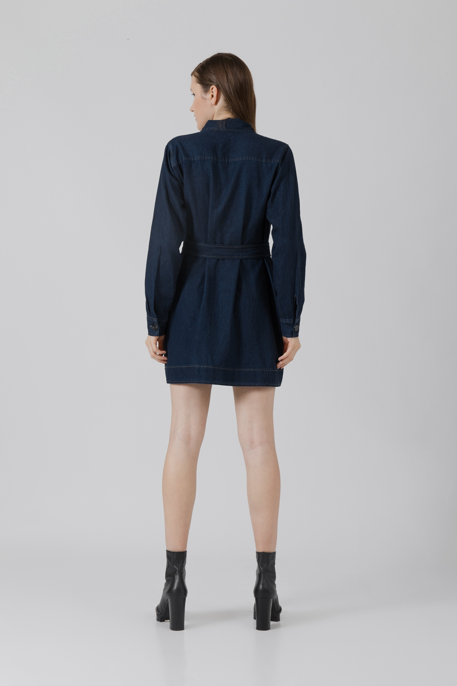 Picture of Joaquin Jeans Dress