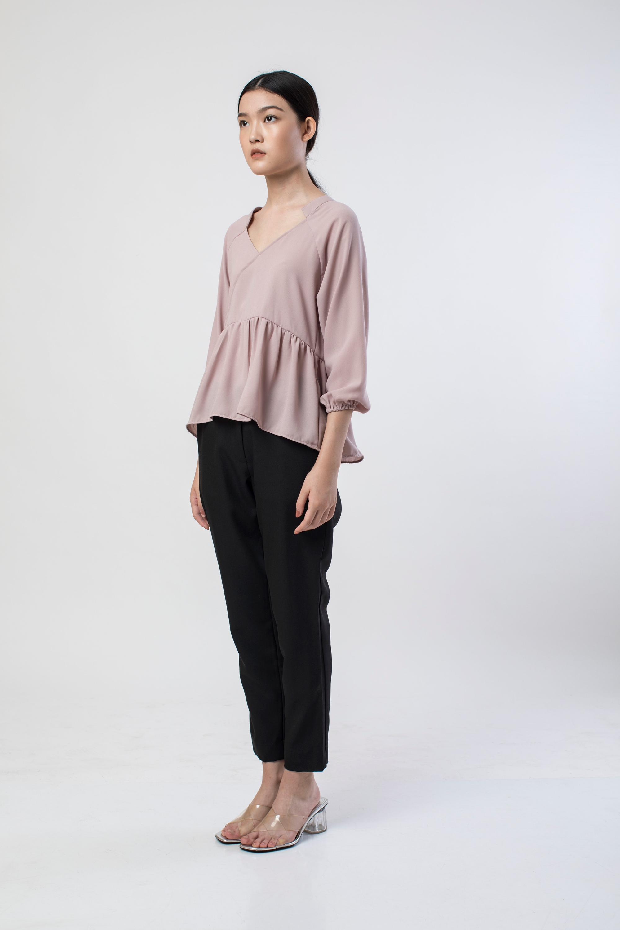 Picture of CLIONA BLOUSE BLUSH