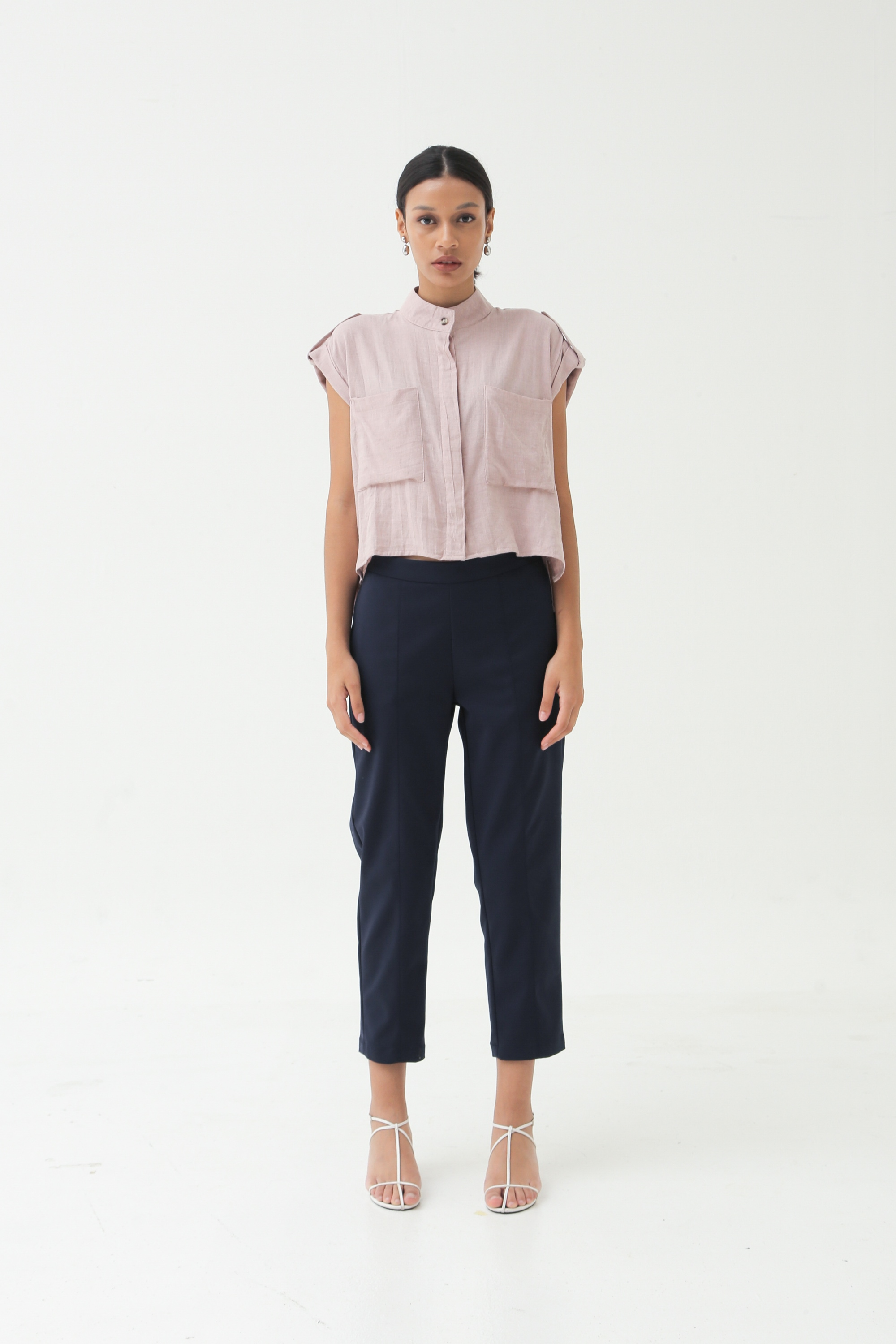 Picture of DONDI PANTS NAVY