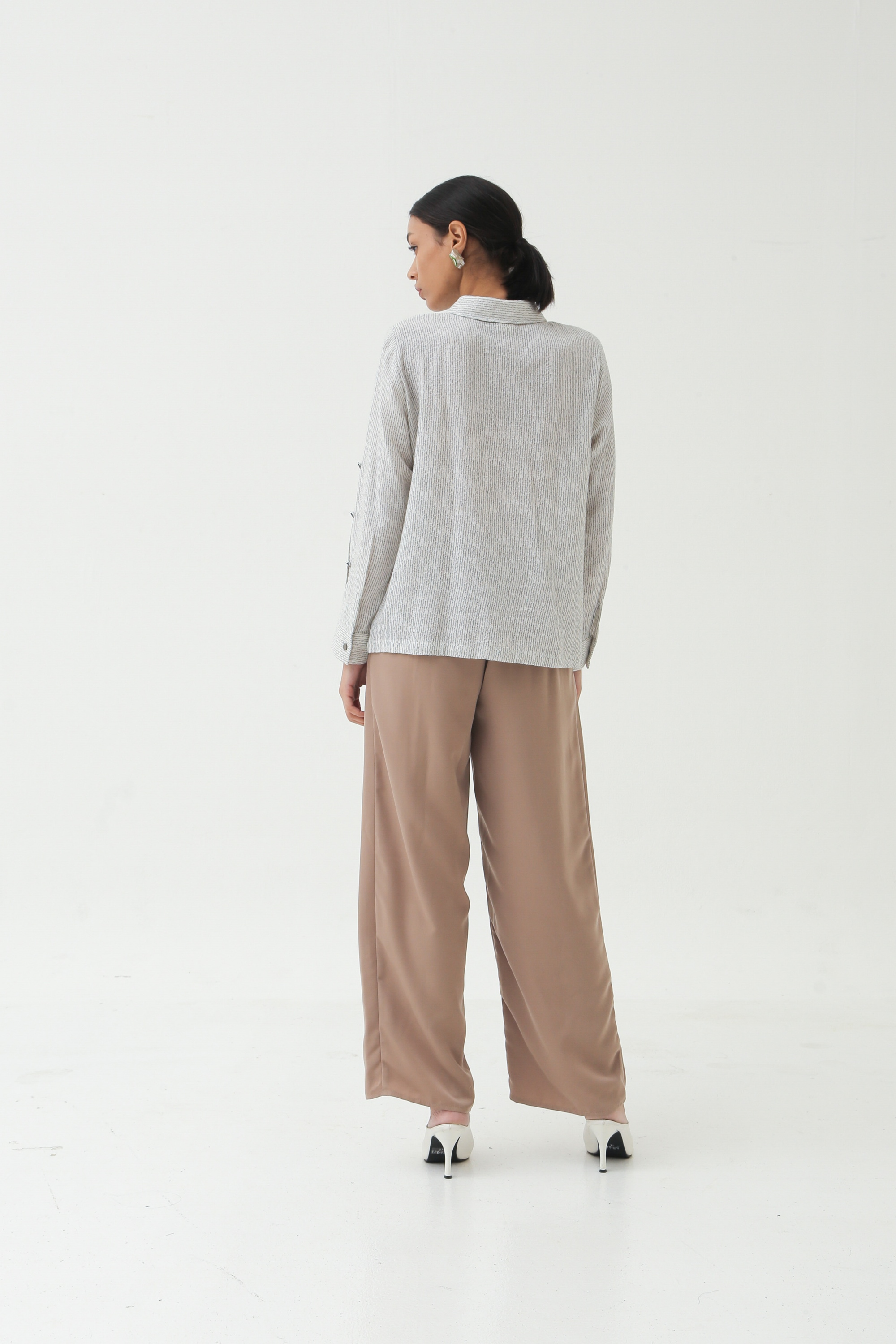Picture of FANCHON SHIRT KNIT PATTERN
