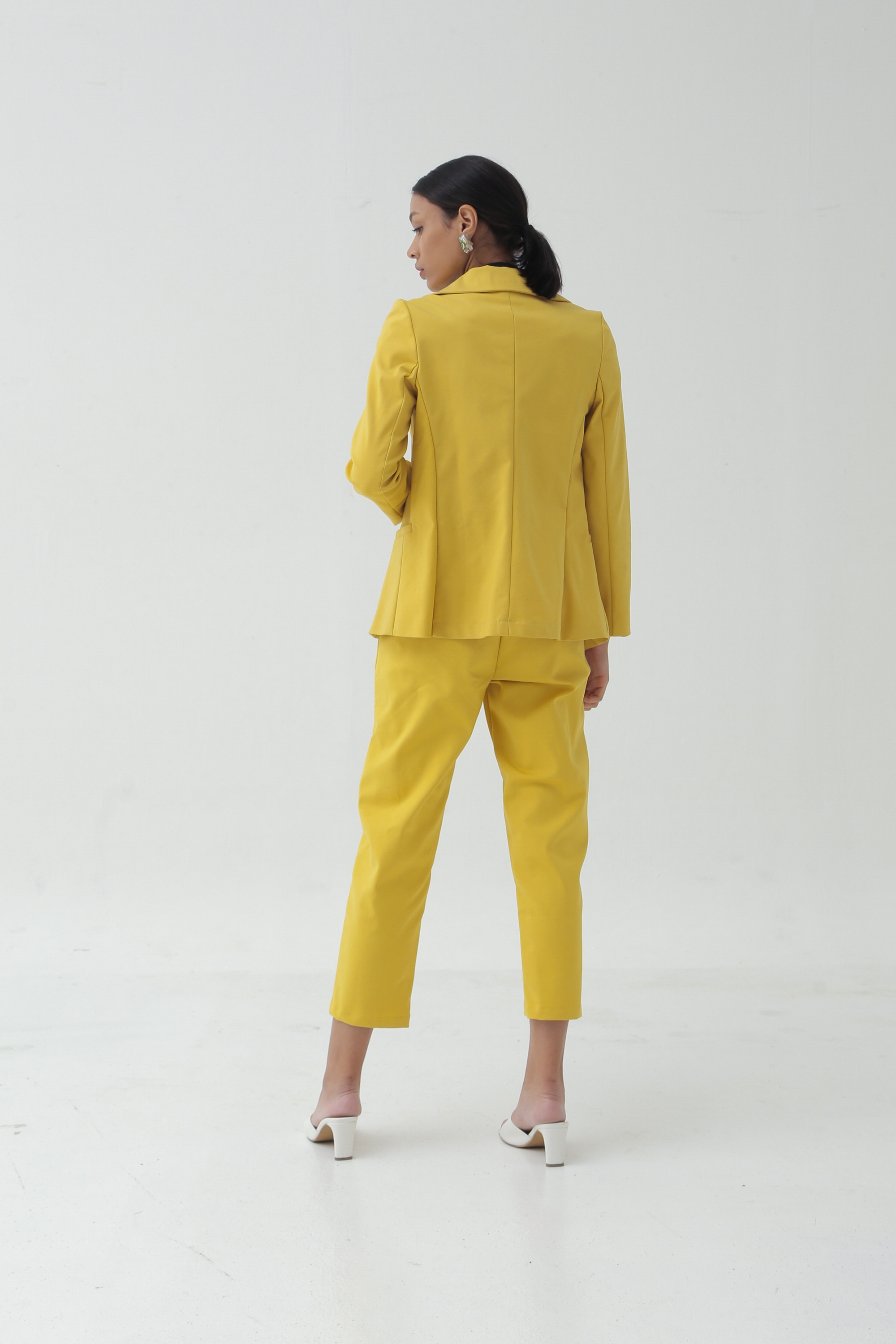 Picture of SHEHER BLAZER PRIMROSE YELLOW