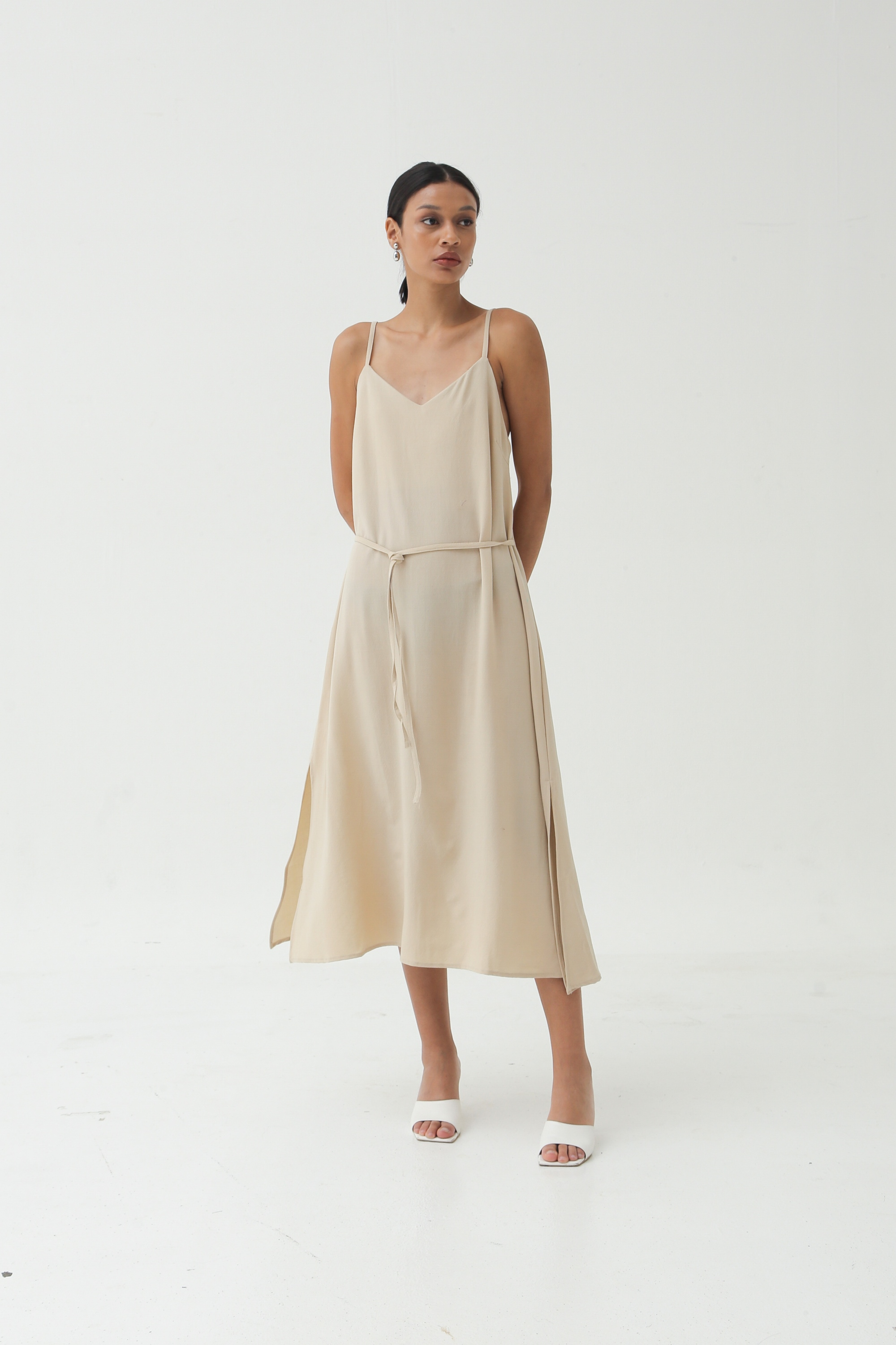 Picture of FLYN DRESS CREAM