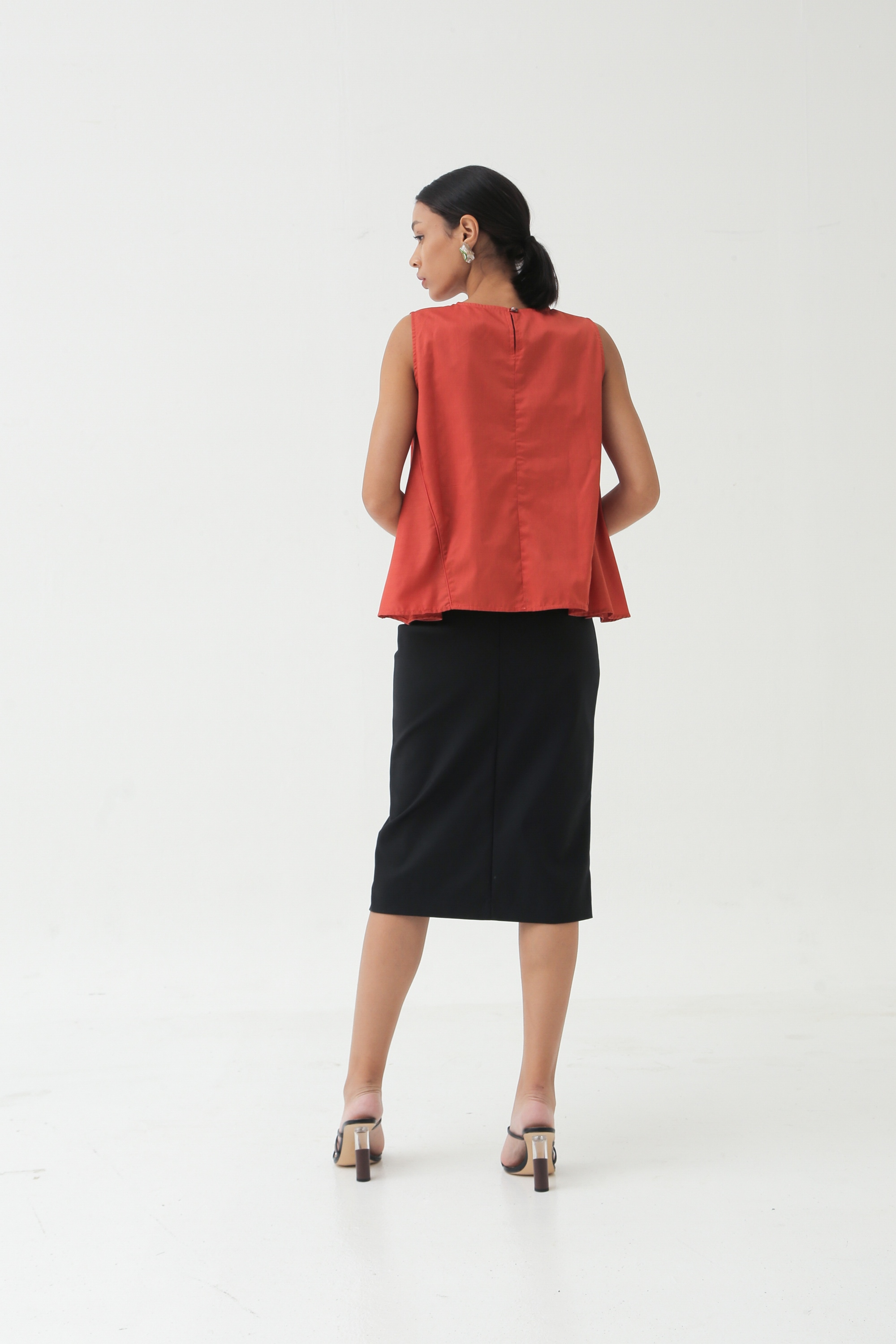 Picture of DEVOTE SKIRT BLACK