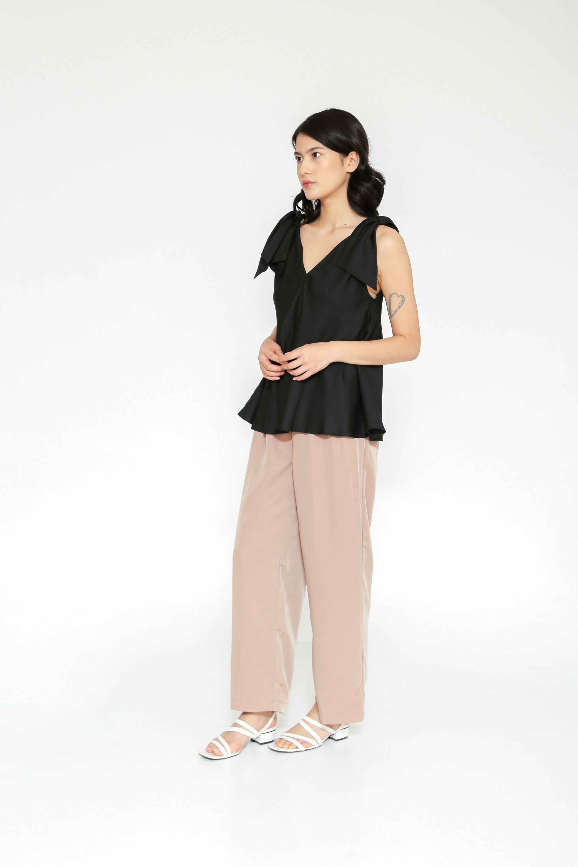 Picture of CALDERA BLOUSE BLACK
