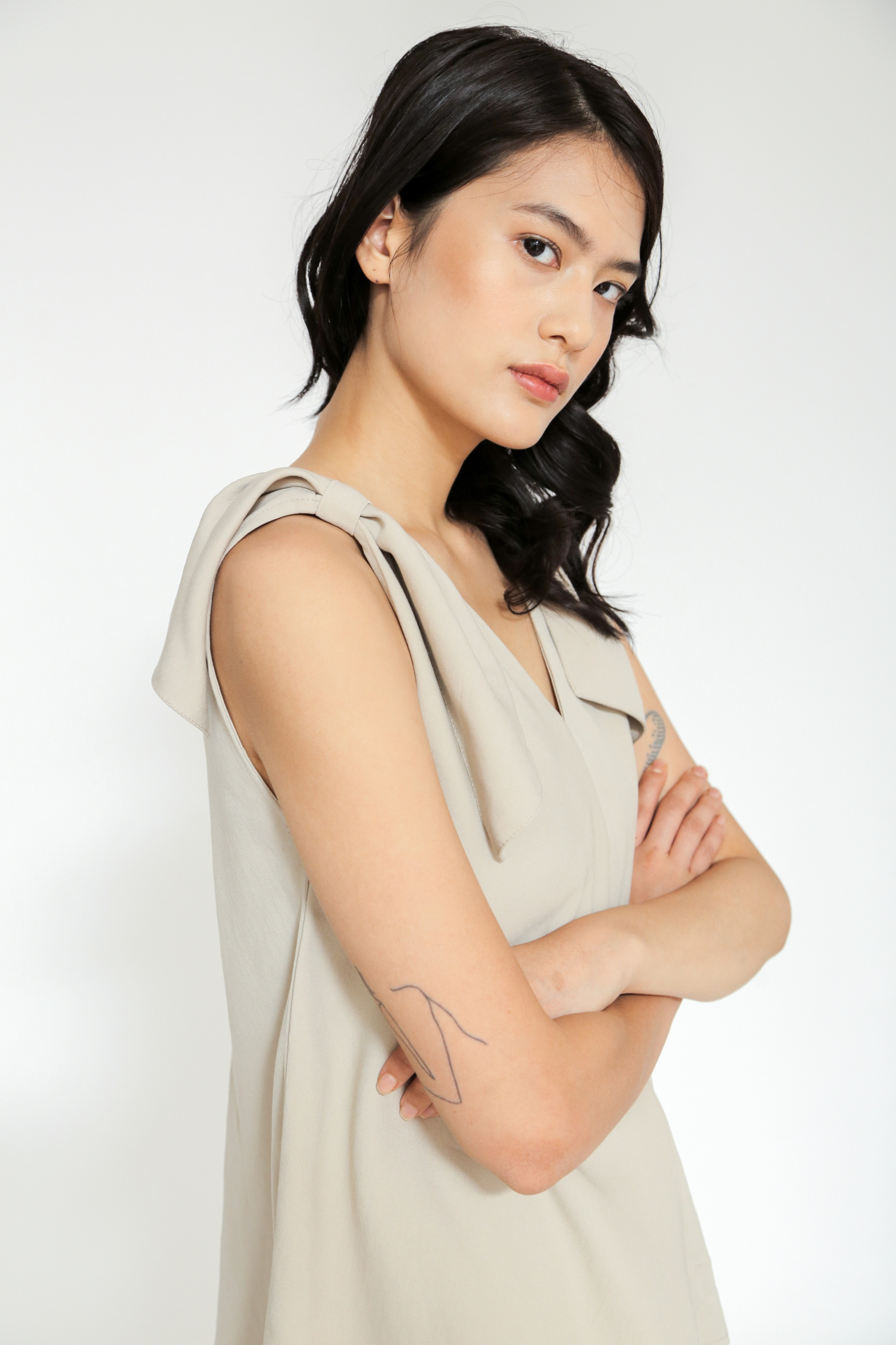 Picture of CALDERA BLOUSE SOFT KHAKI