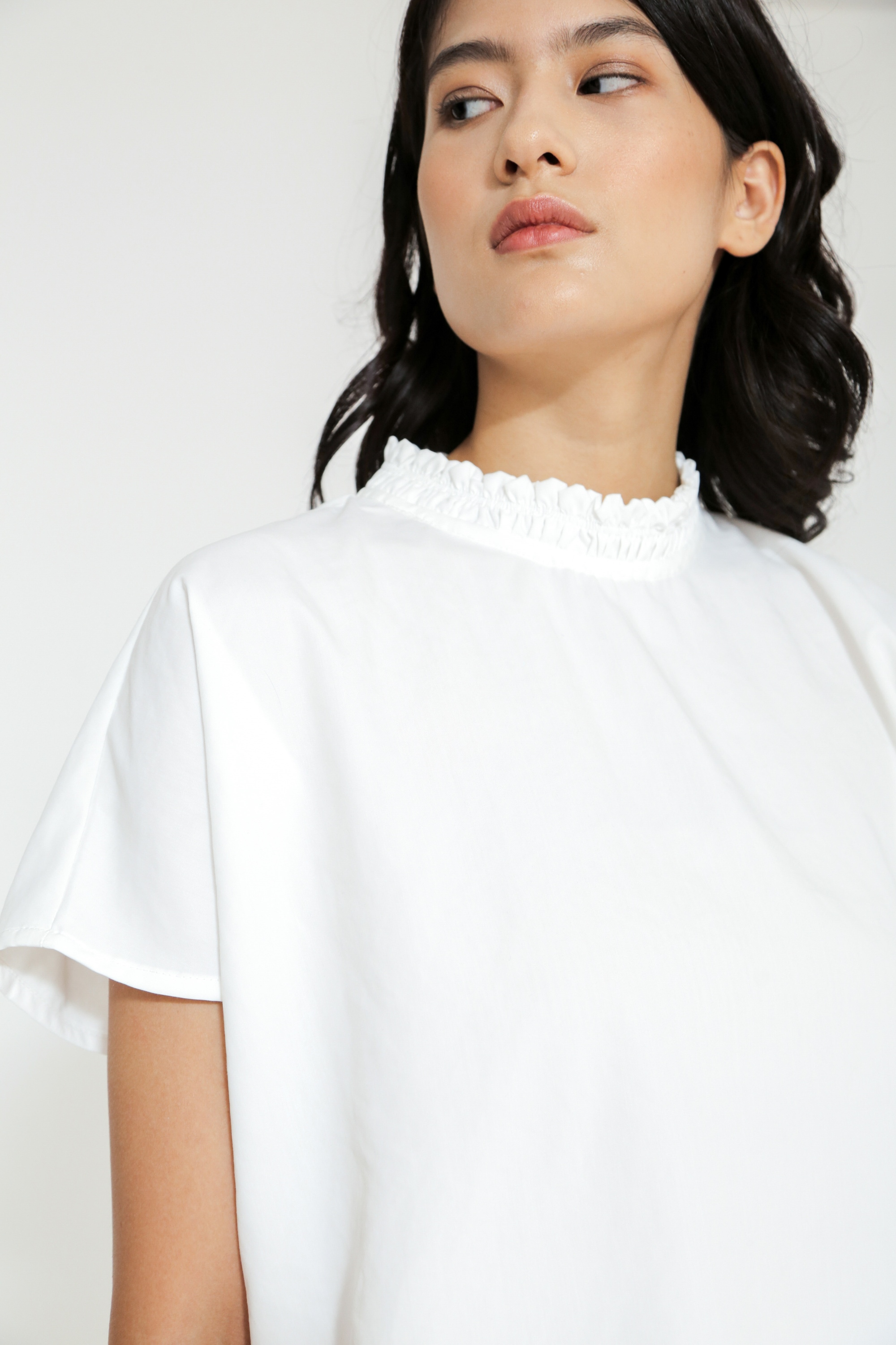 Picture of DAFFODIL BLOUSE IVORY