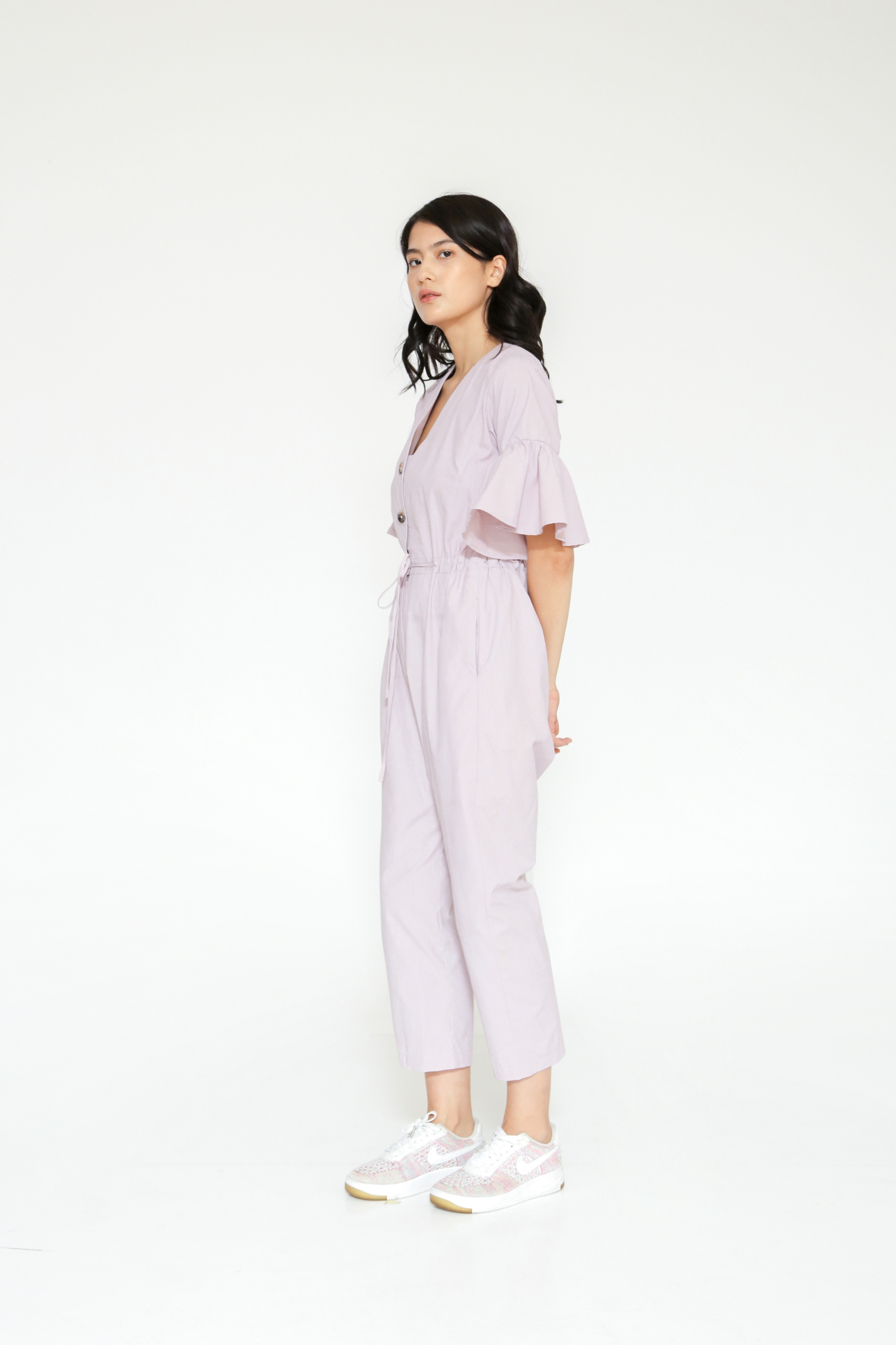 Picture of MOORSE JUMPSUIT MAUVELILAC