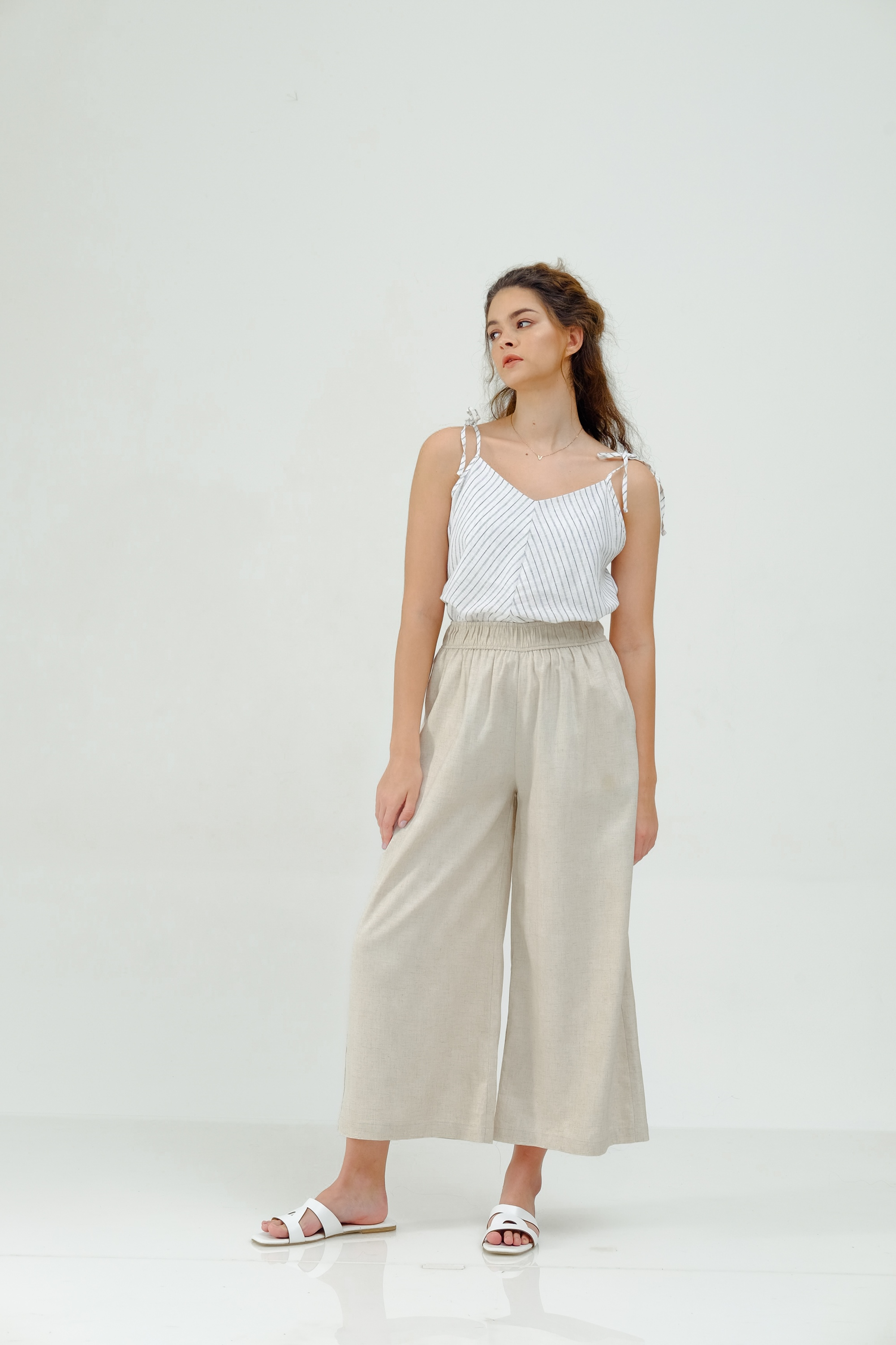 Picture of KORALLE PANTS CREAMY SANDS