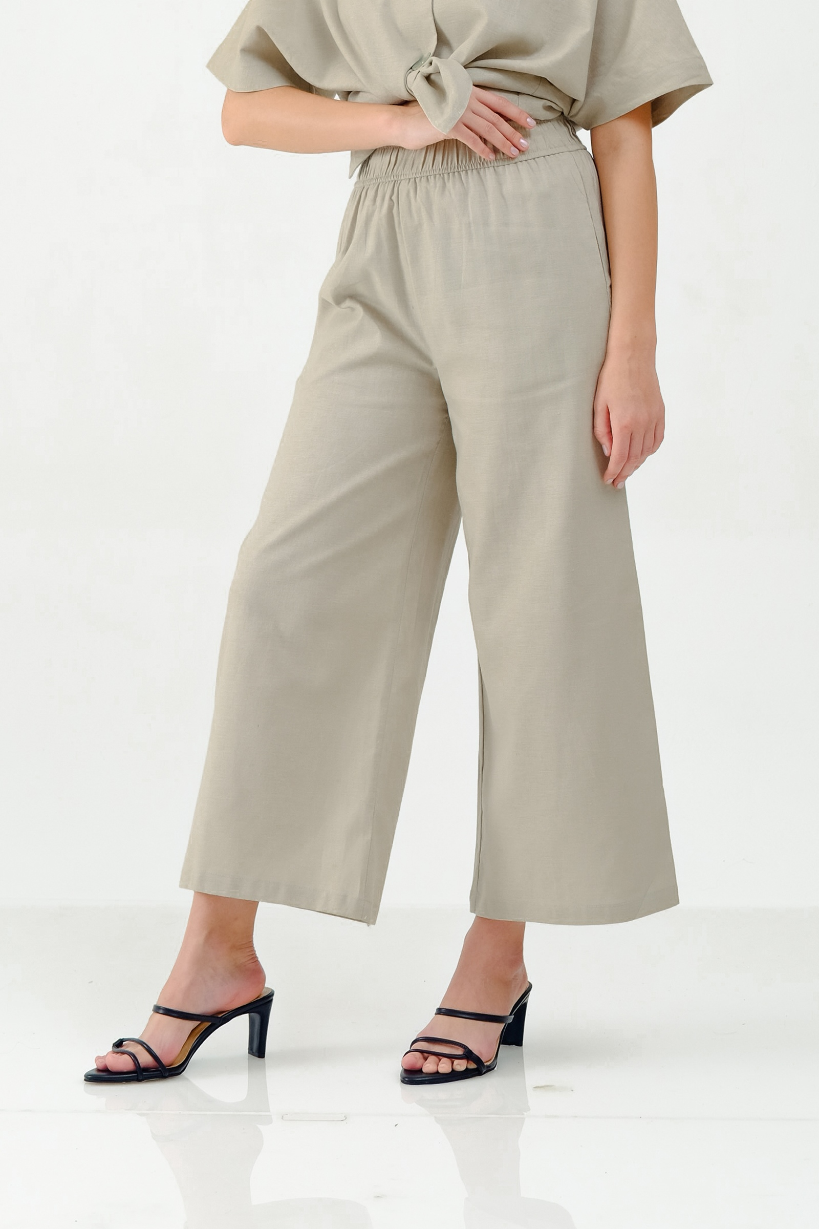 Picture of KORALLE PANTS BEIGE