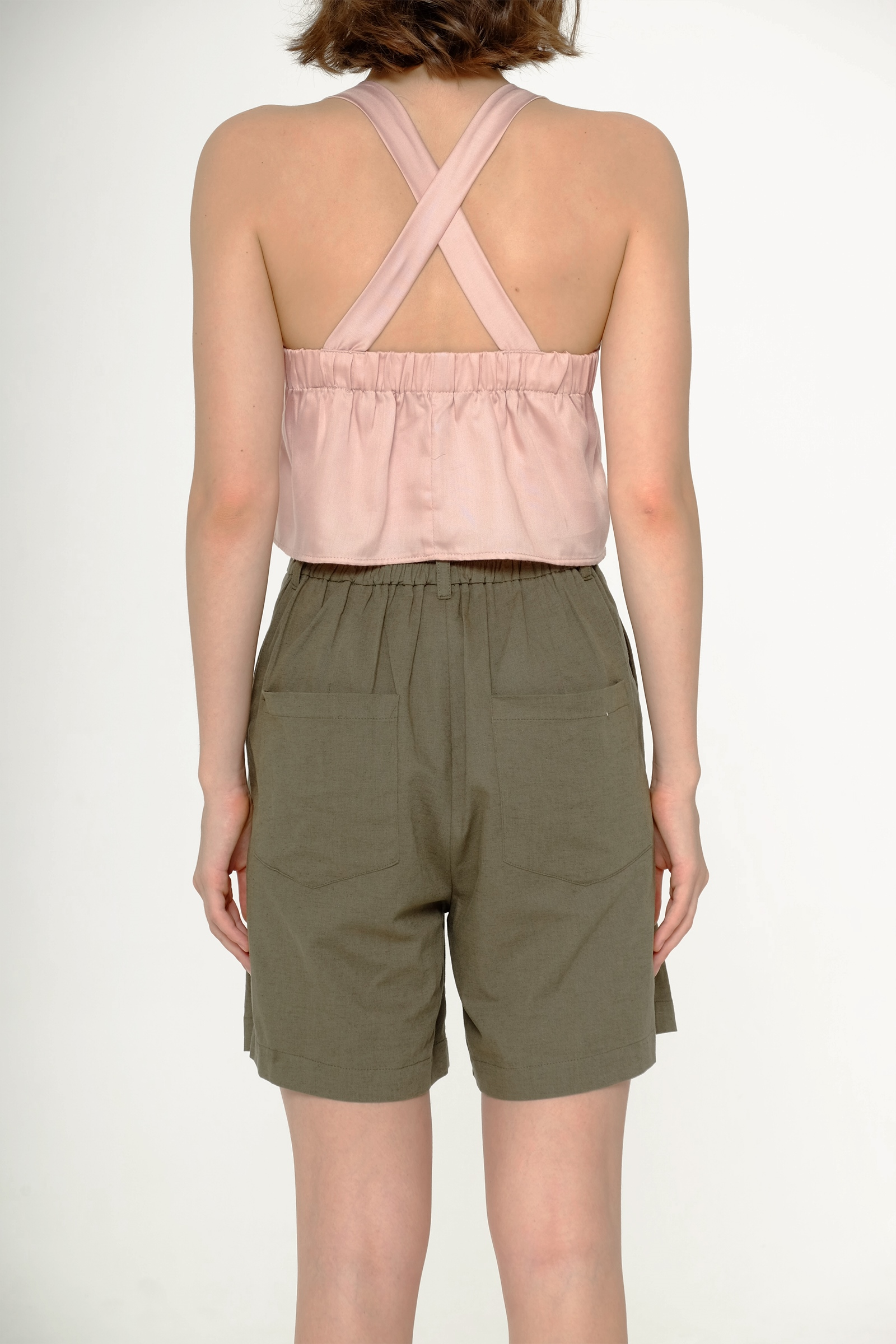 Picture of CARDI SHORTPANTS GREEN DILL