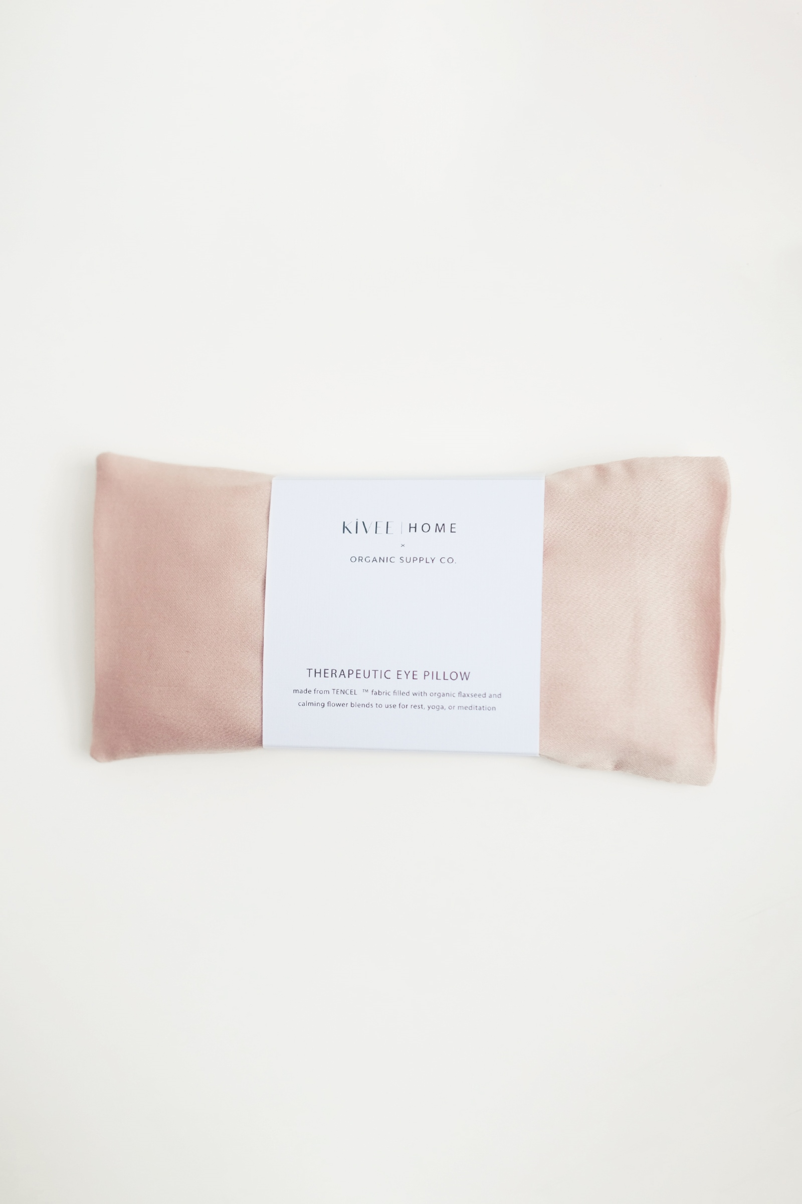 Picture of KIVEE X OSC BE THANKFUL  EYE PILLOW BLUSH