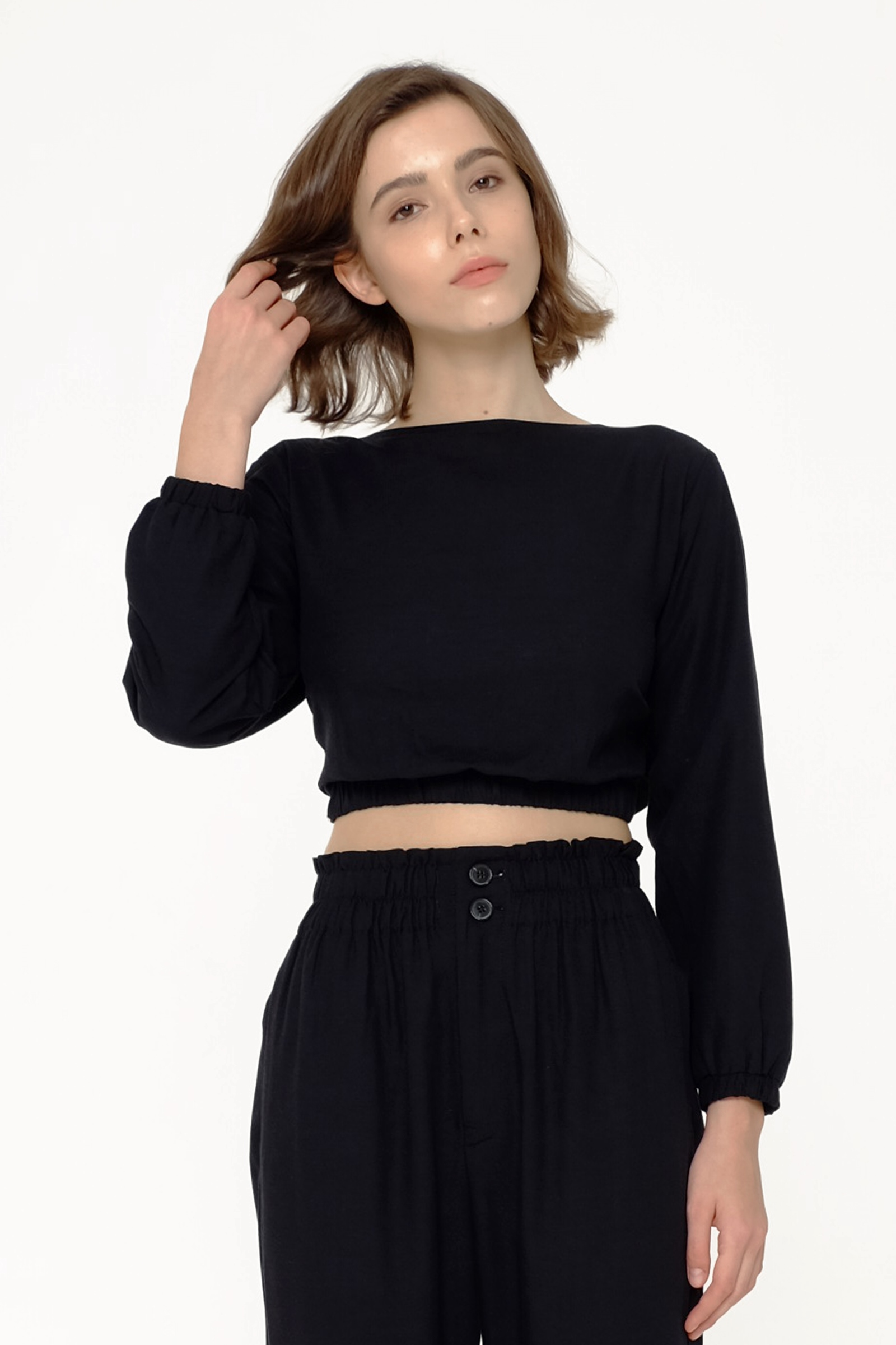 Picture of VEERA BLOUSE BLACK