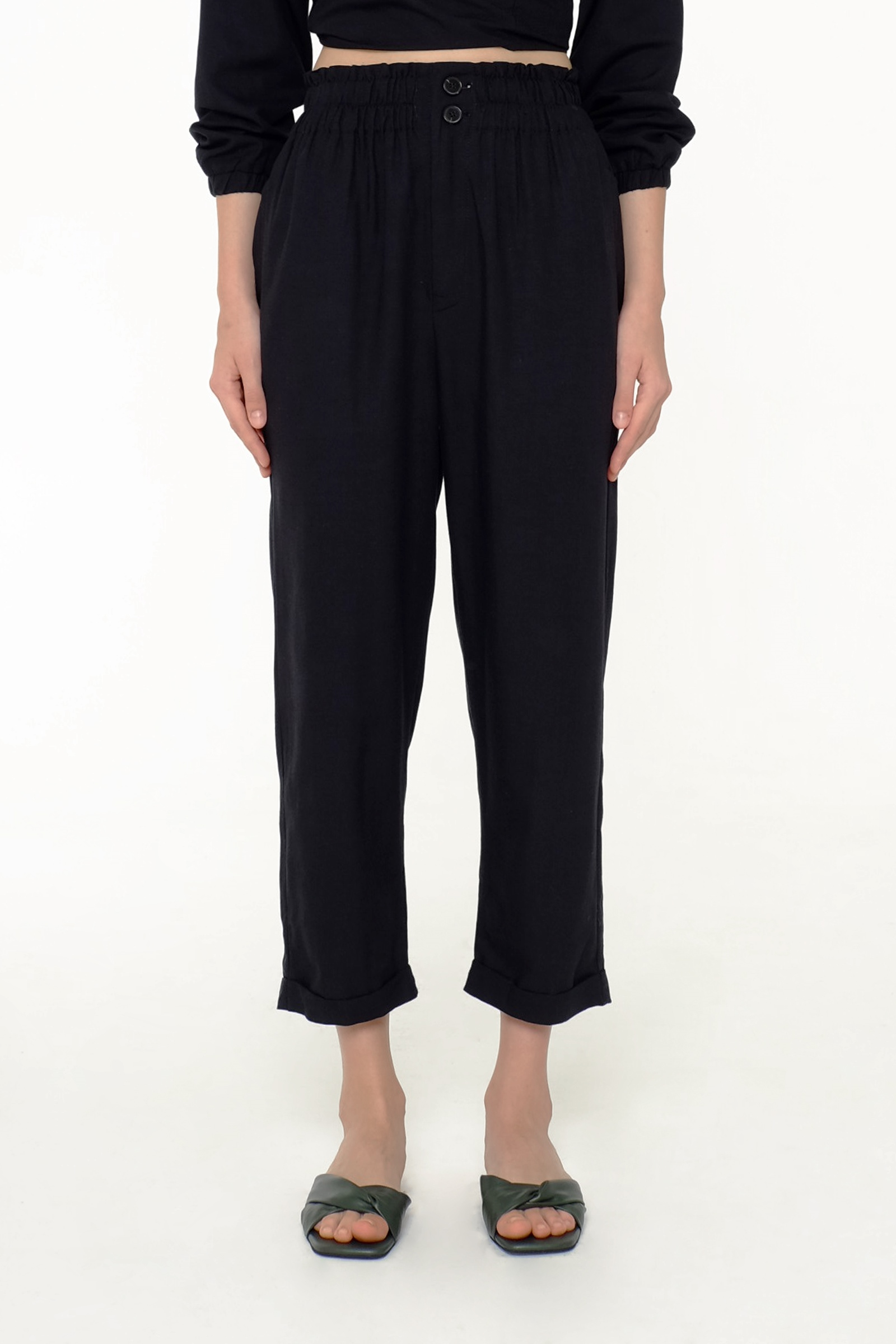 Picture of MALONE PANTS BLACK