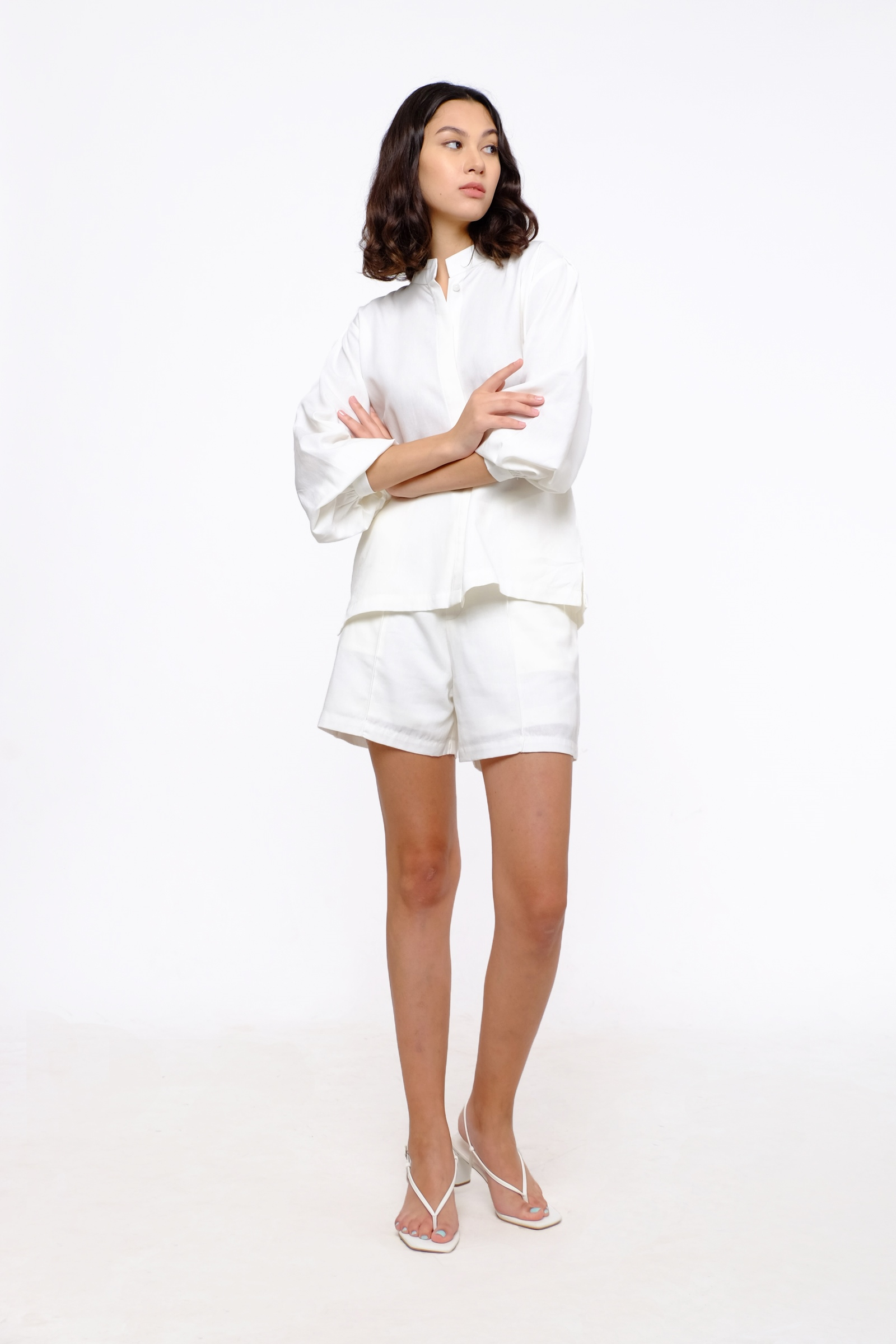 Picture of Nicholine Shirt Ivory