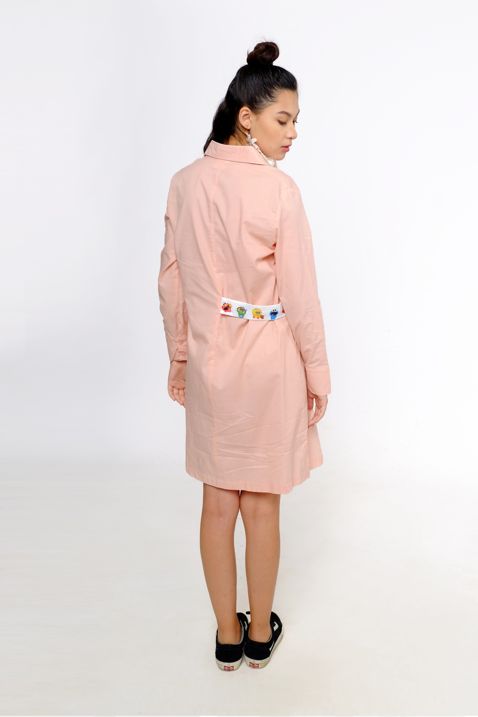 Picture of Lawrence Dress Pink Pastel