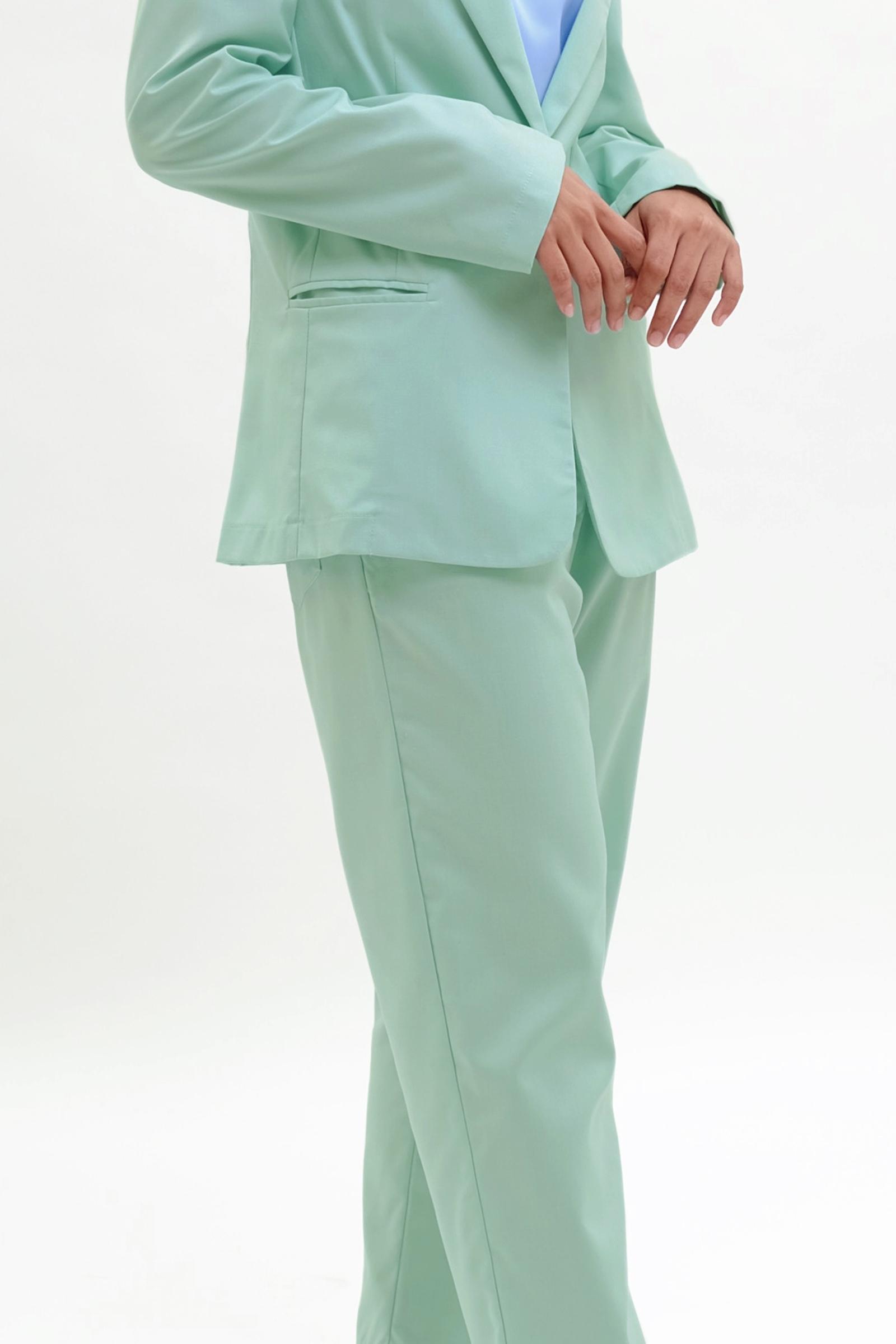 Picture of Payton Blazer Green Ash