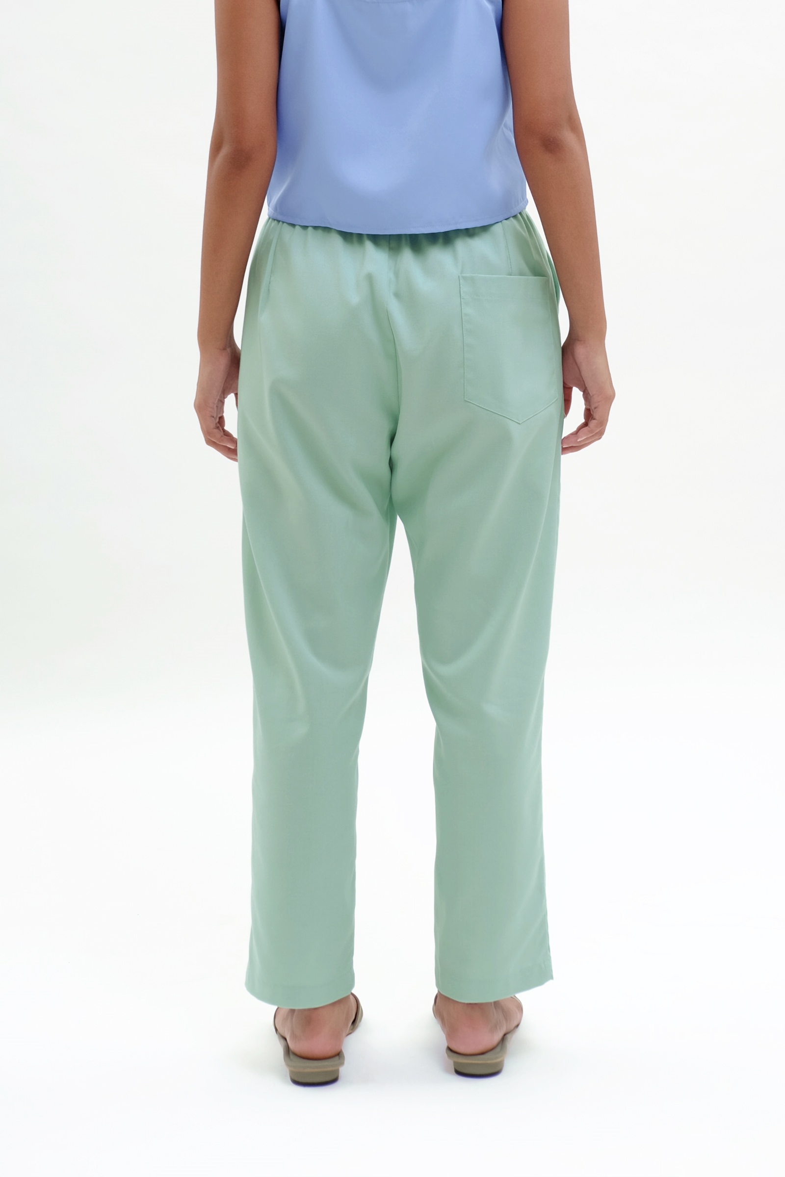 Picture of Emery Pants Green Ash