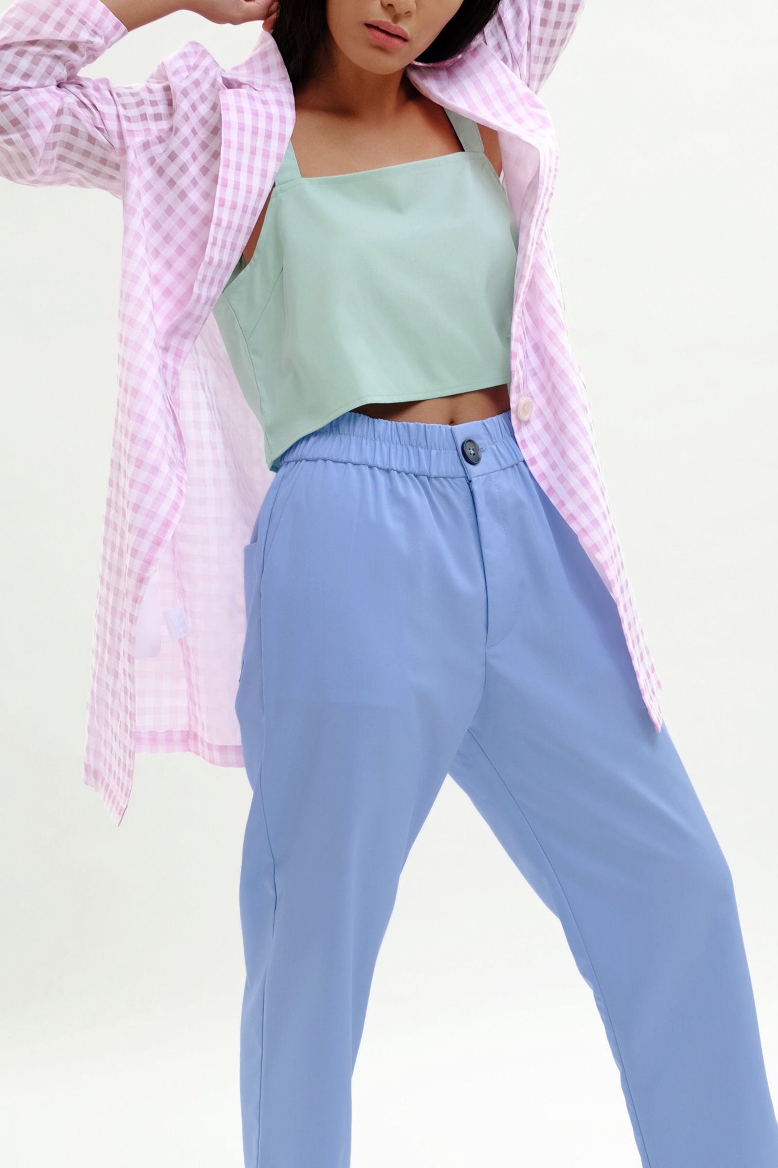 Picture of Emery Pants Serenity Blue