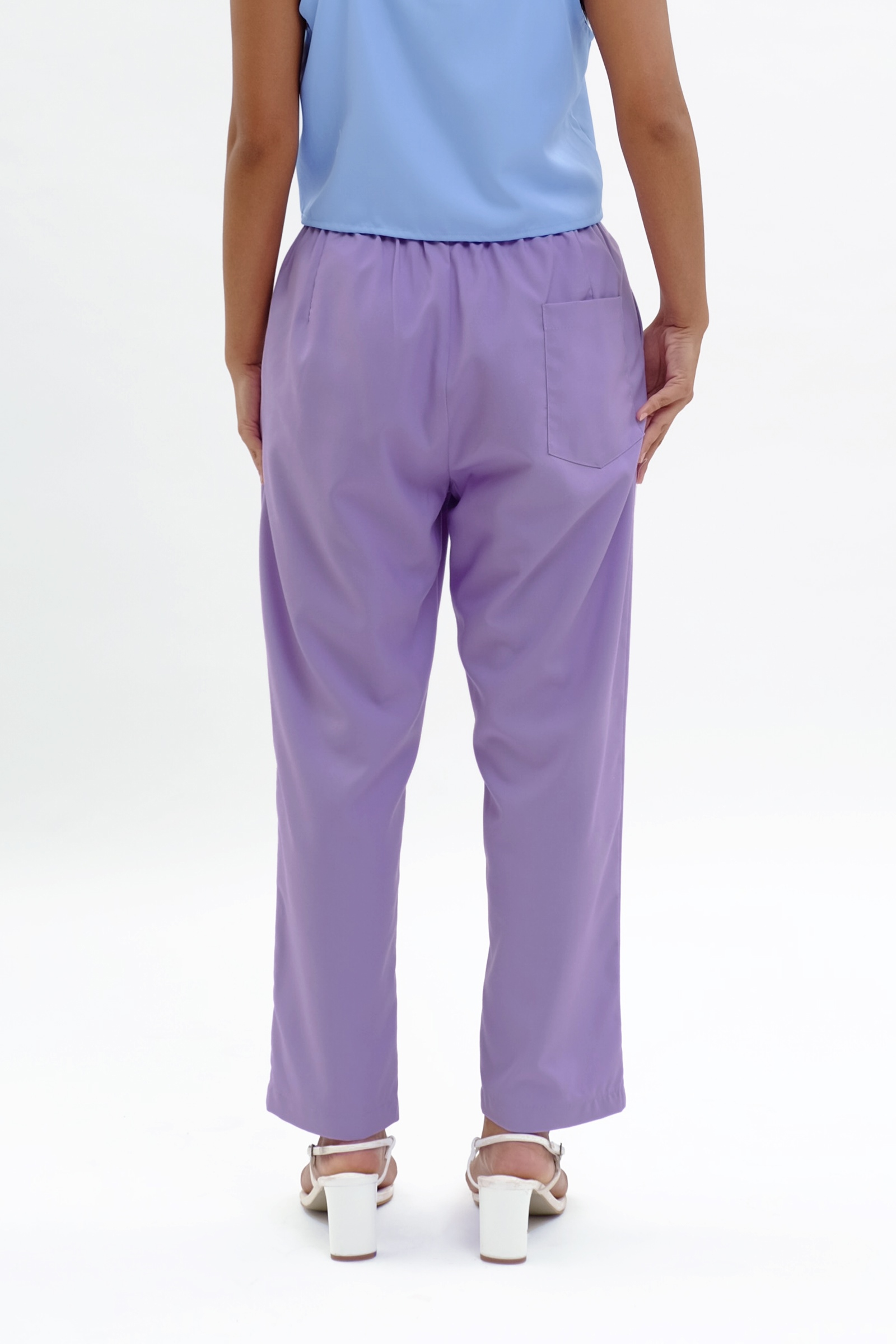 Picture of Emery Pants Sheer Lilac